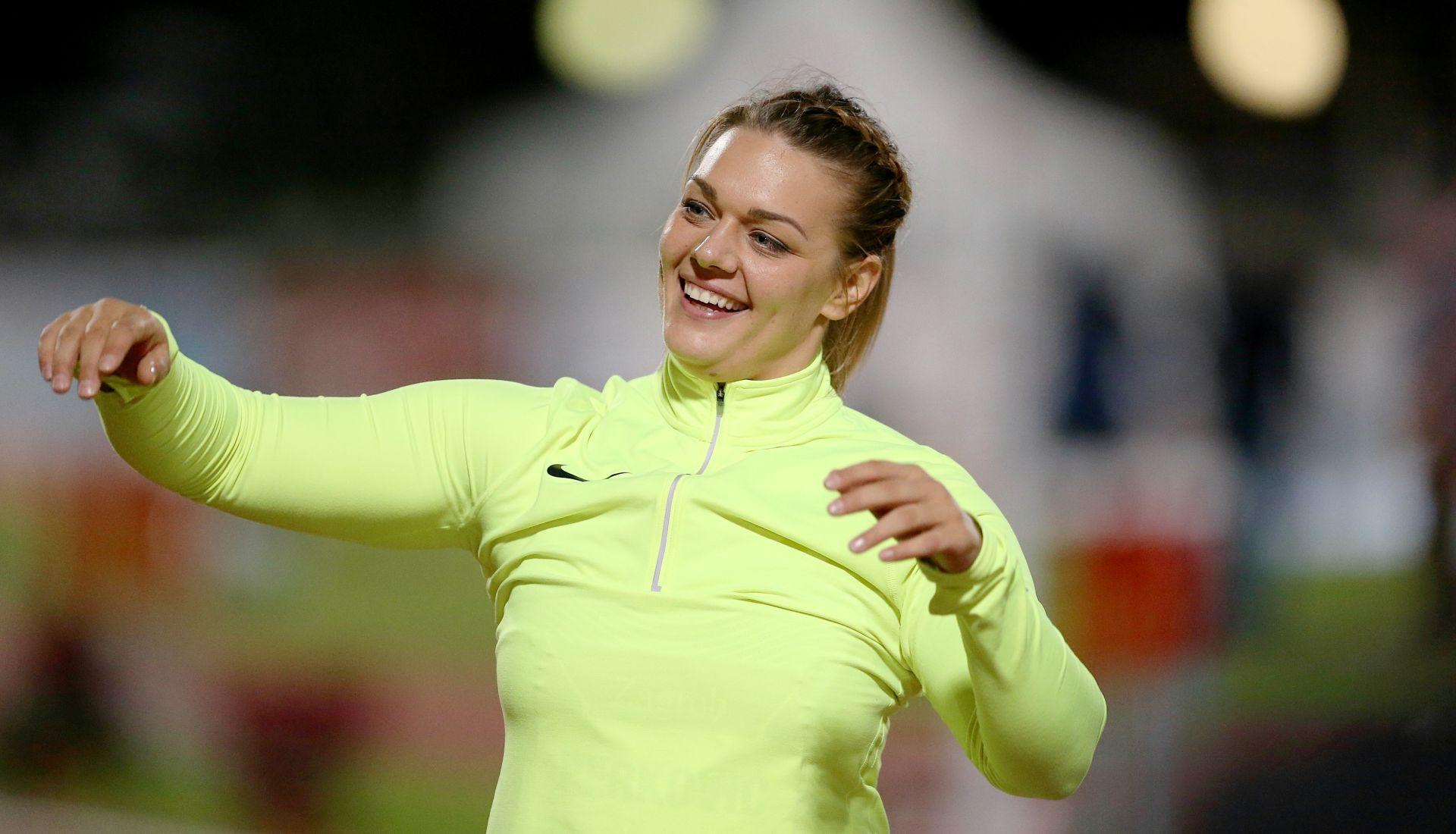 IAAF: Perković nije ušla među tri najbolje atletičarke
