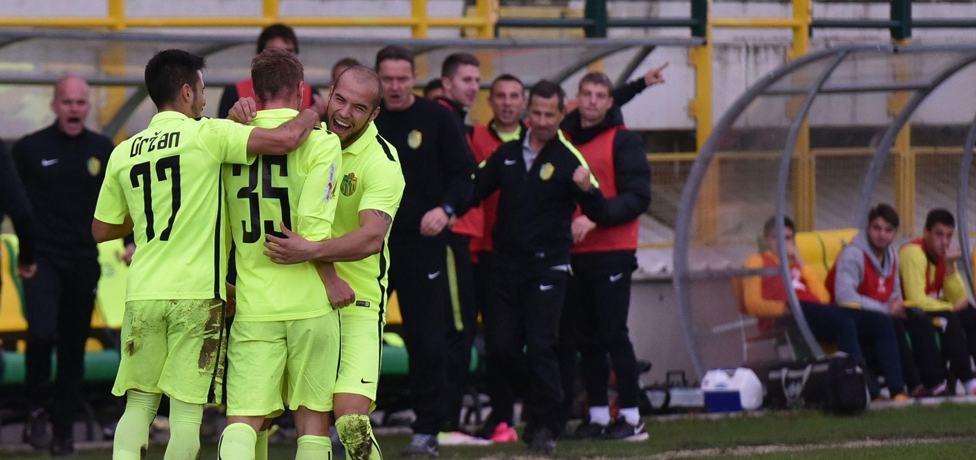 HNL Pet golova u Puli – Istra odnijela sva tri boda protiv Cibalije