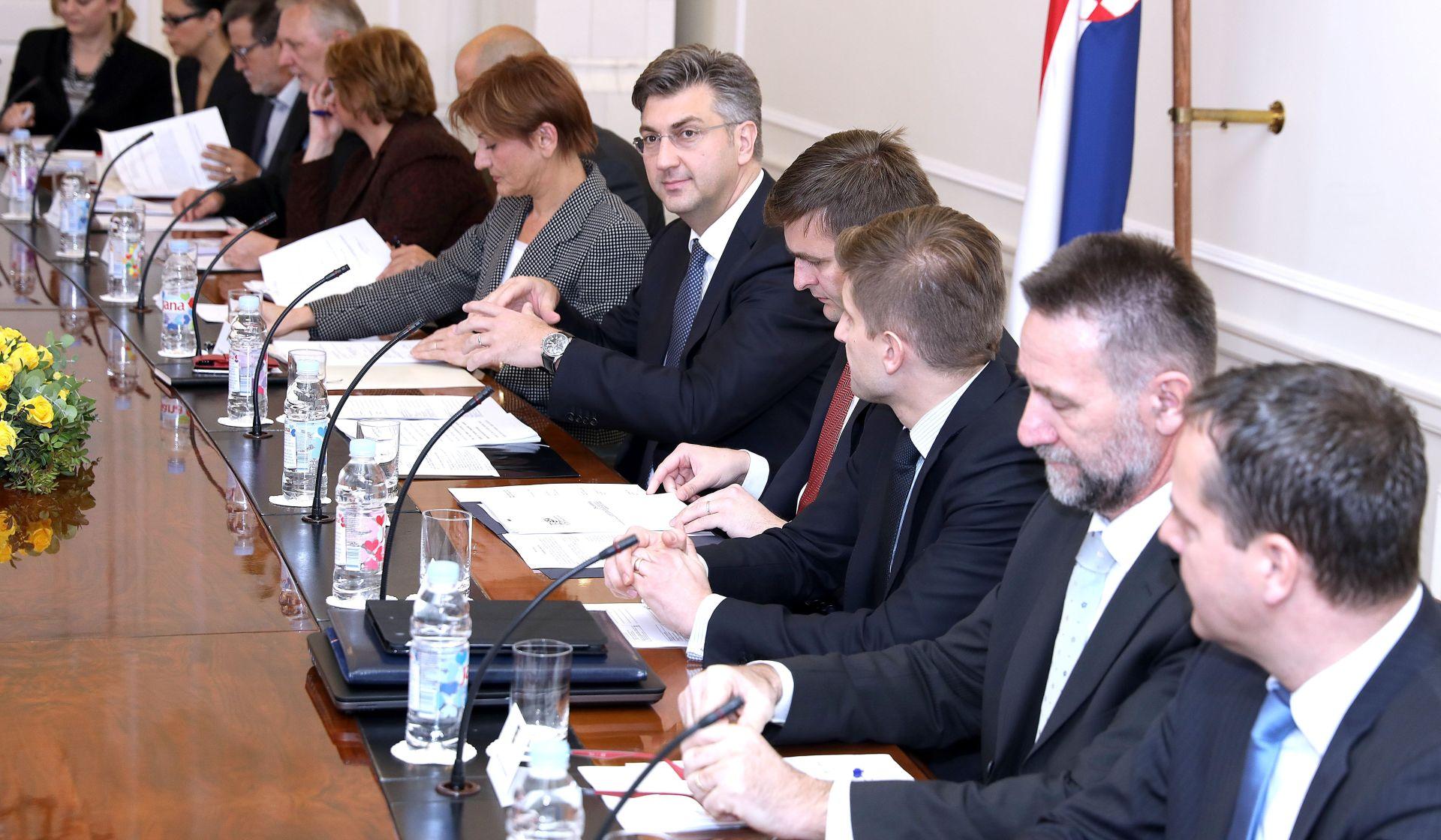 Na GSV-u rasprava o poreznoj reformi; Ćorić očekuje prihvaćanje u predloženom obliku
