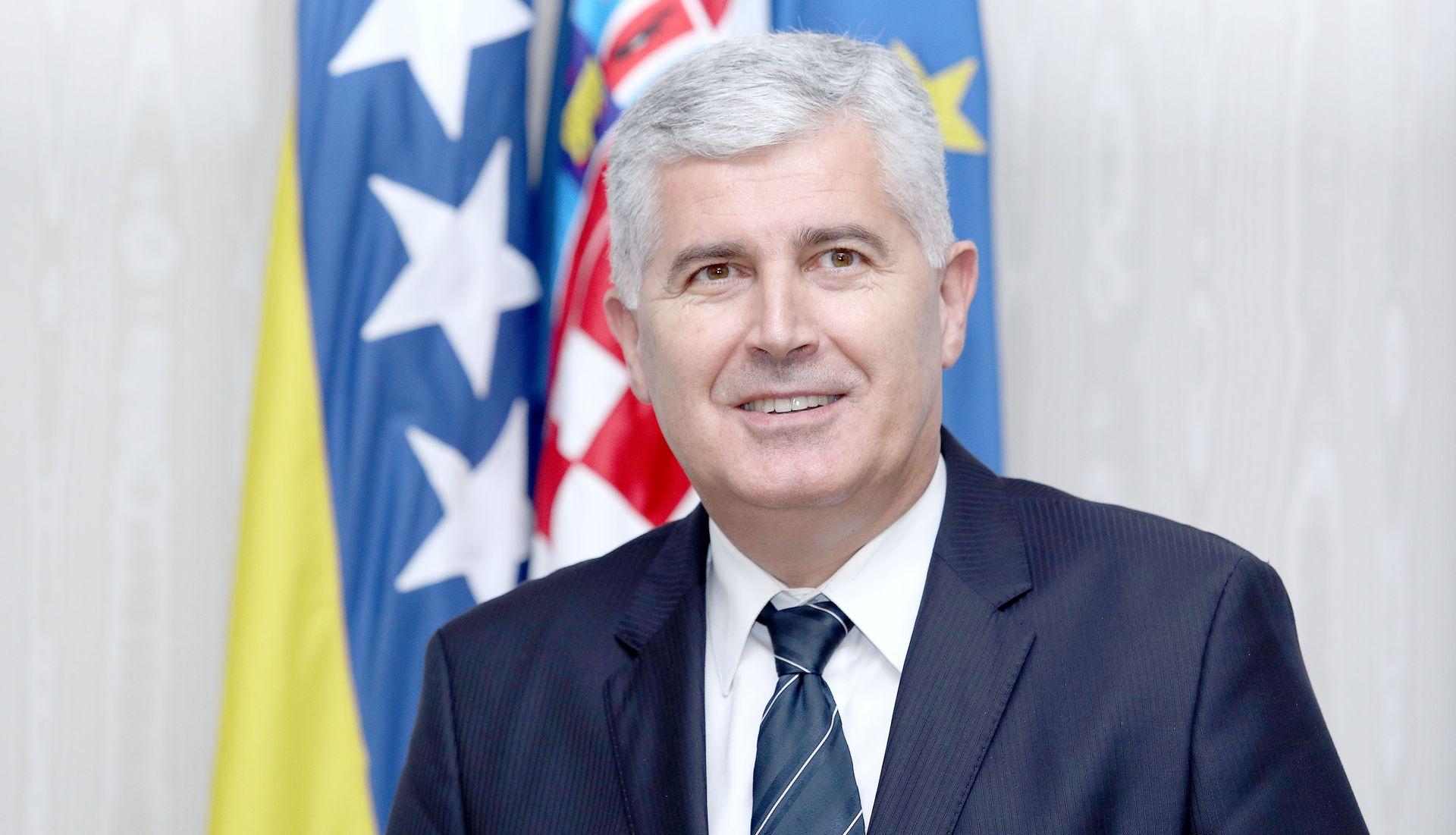 Čović u pismu čelnicima EU-a kaže da je nužna promjena izbornog zakonodavstva BiH koja razvlašćuje Hrvate