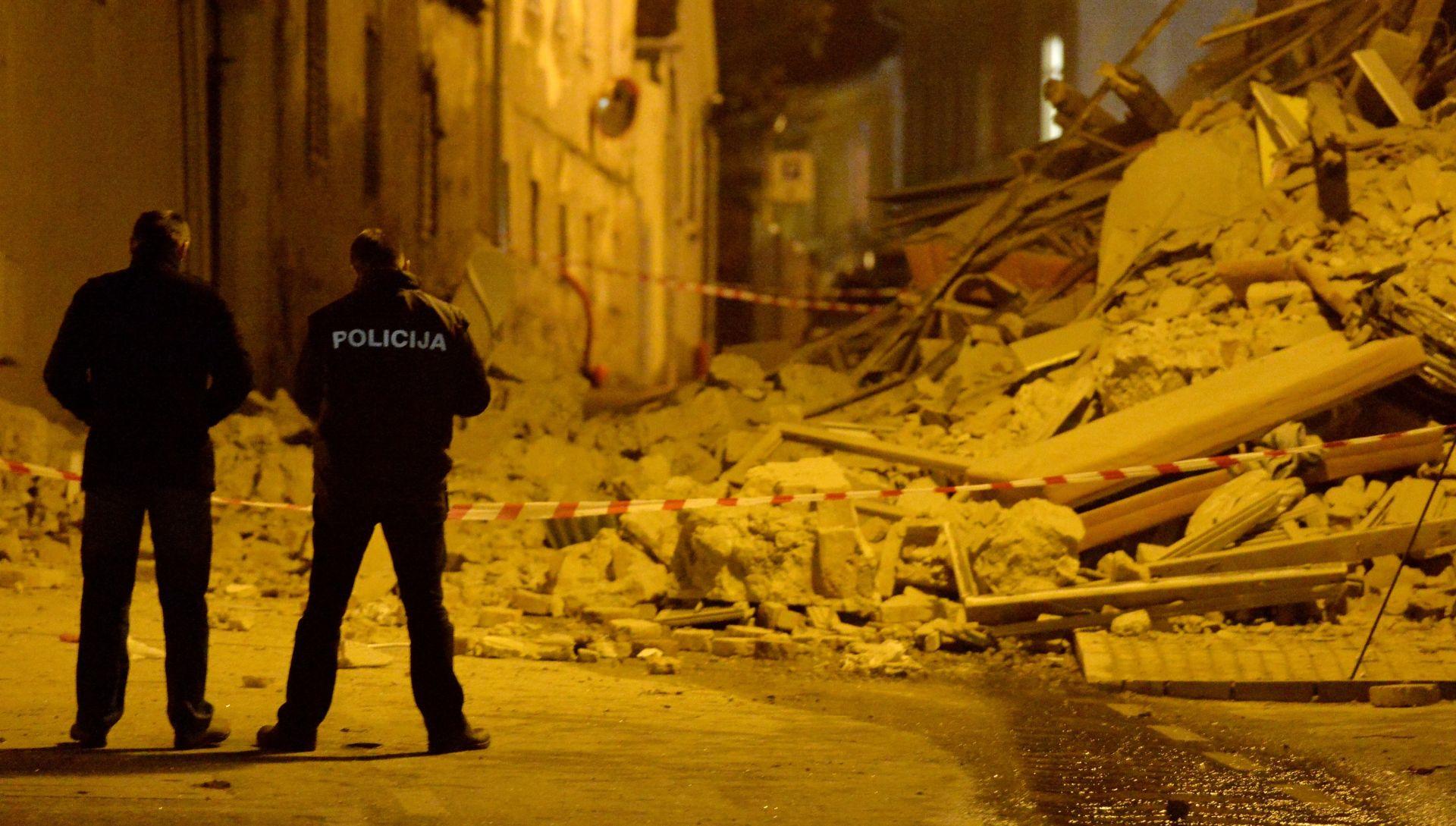 FOTO: EKSPLOZIJA U VARAŽDINSKIM TOPLICAMA Jedna osoba poginula, više ozlijeđenih