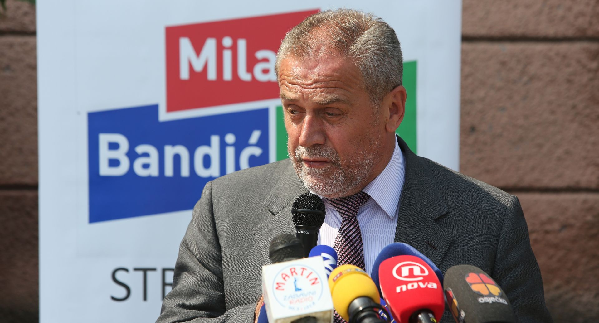 Milan Bandić miče svoje ime iz imena stranke