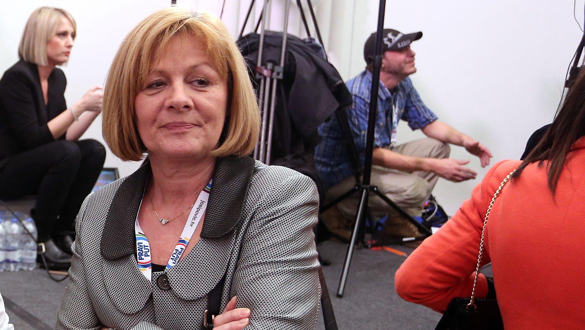 Željka Antunović SDP-ova kandidatkinja za zagrebačku gradonačelnicu?