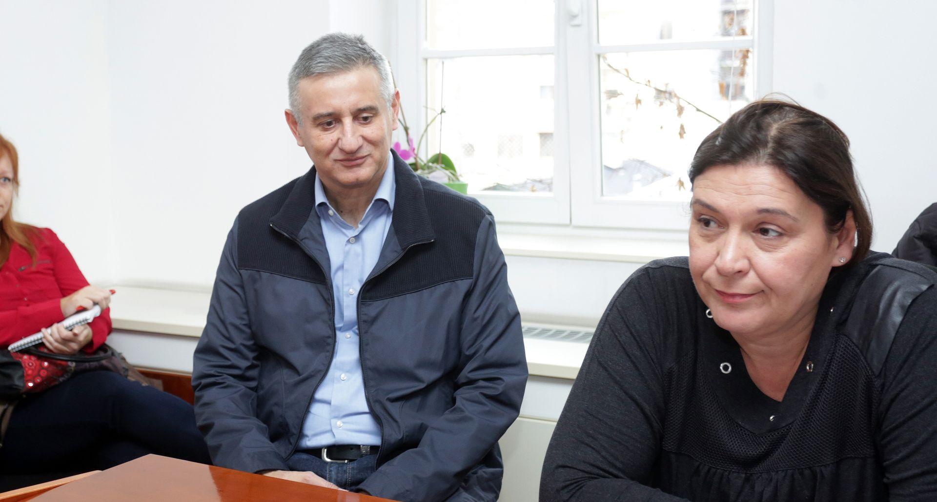 """SUĐENJE ZBOG KLEVETE Karamarko: """"Optužbe da sam bio suradnik Udbe bile su u funkciji političkog obračuna"""""""