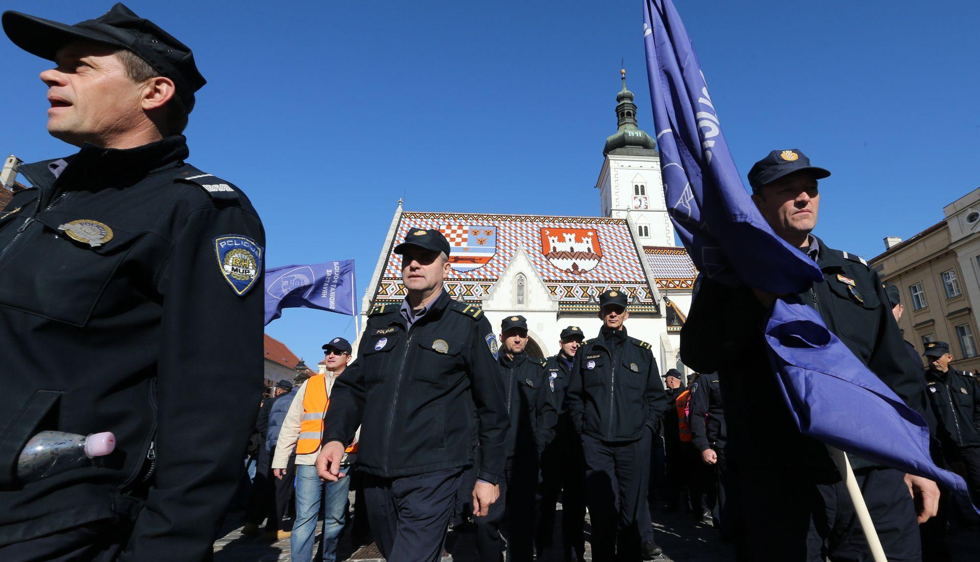 Sindikat policijskih službenika pokrenuo peticiju zbog ponovne odgode prava na otpremninu