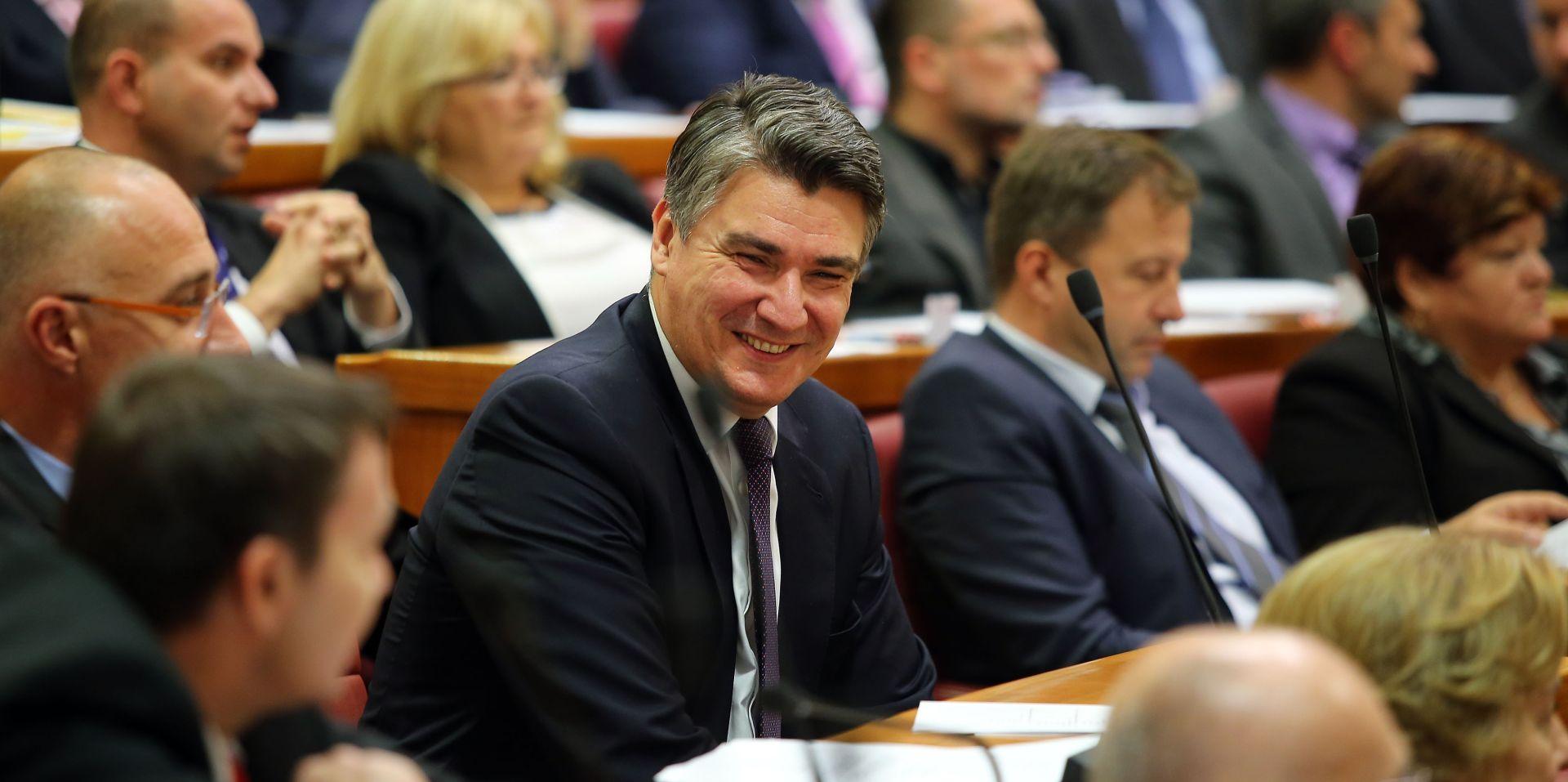 Milanović o stranačkim izborima i budućnosti