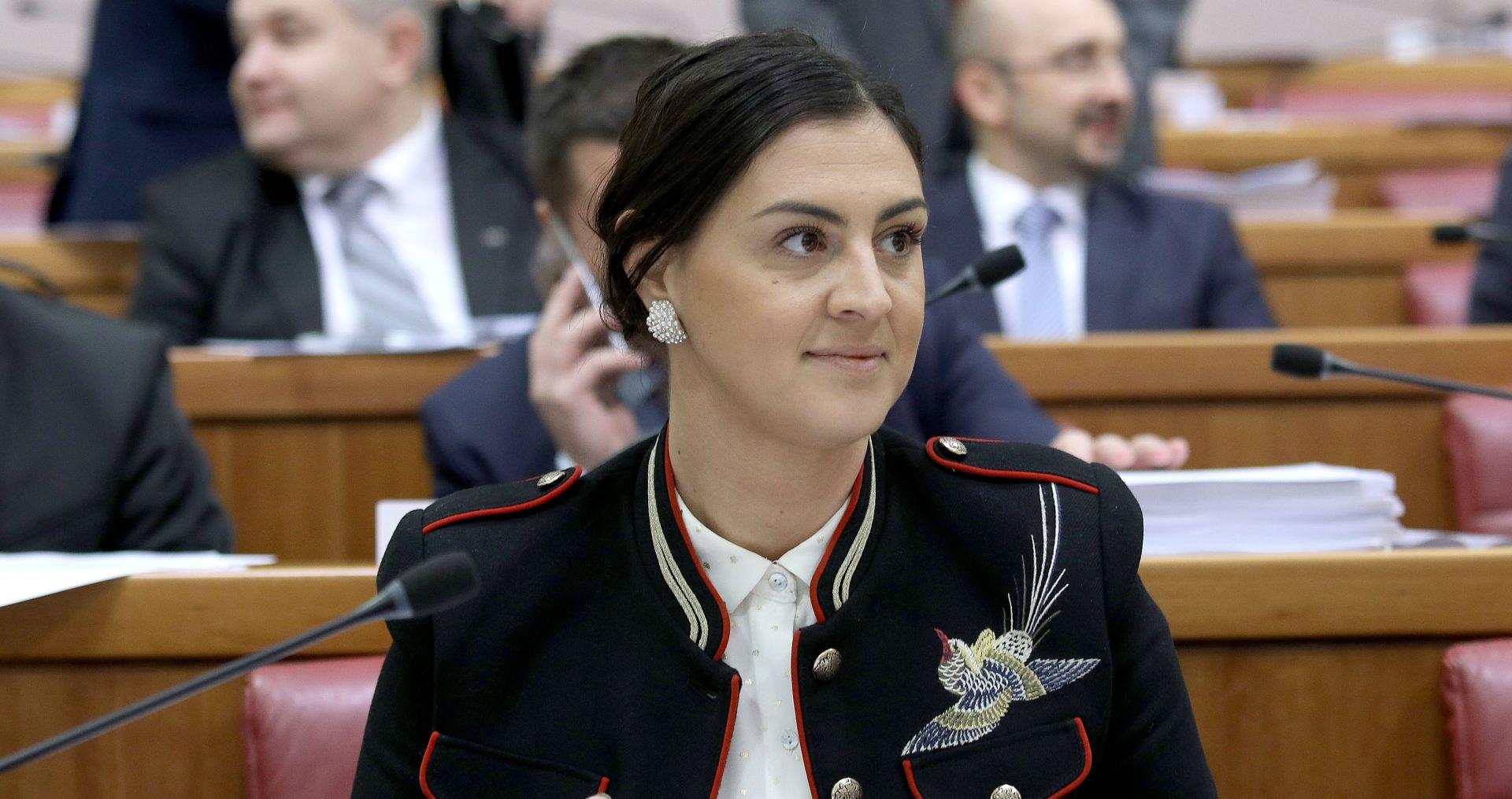 MOST Ninčević Lesandrić će u utrku za splitsko-dalmatinsku županicu