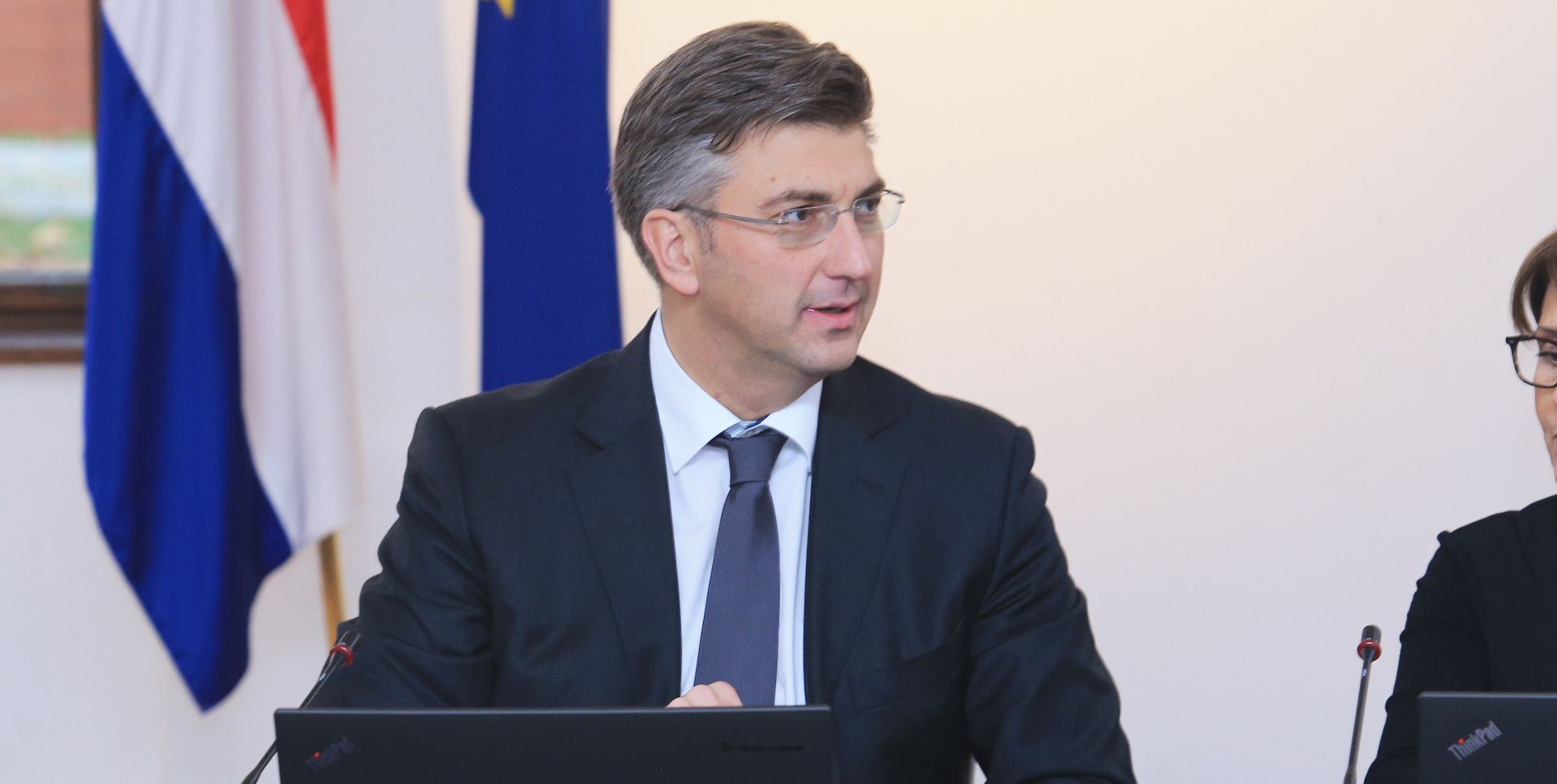 Plenković: Veća izdvajanja za obranu, ali ne 2 posto BDP-a