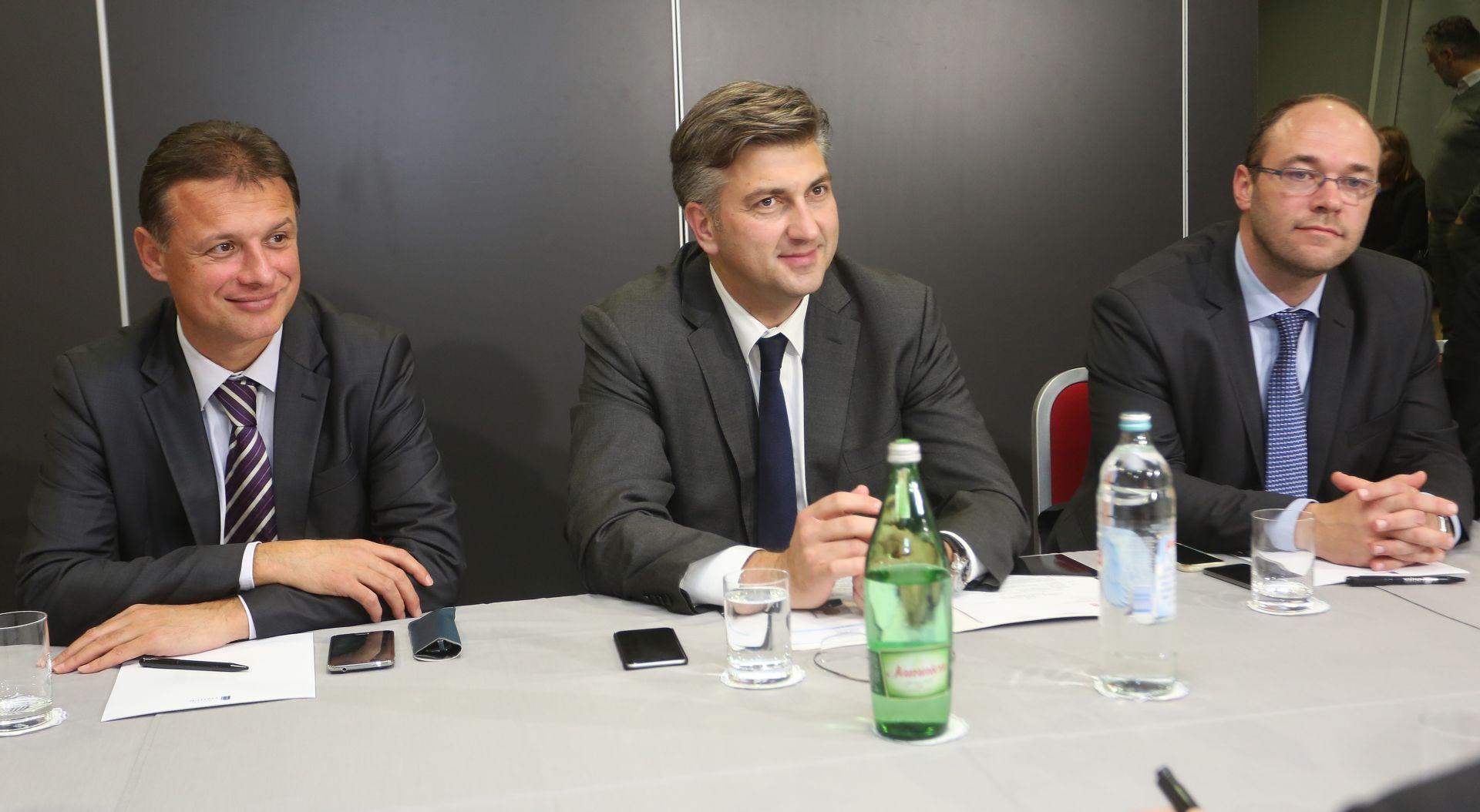 Plenković: Jasno je da Vlada treba pomoći Slavoniji
