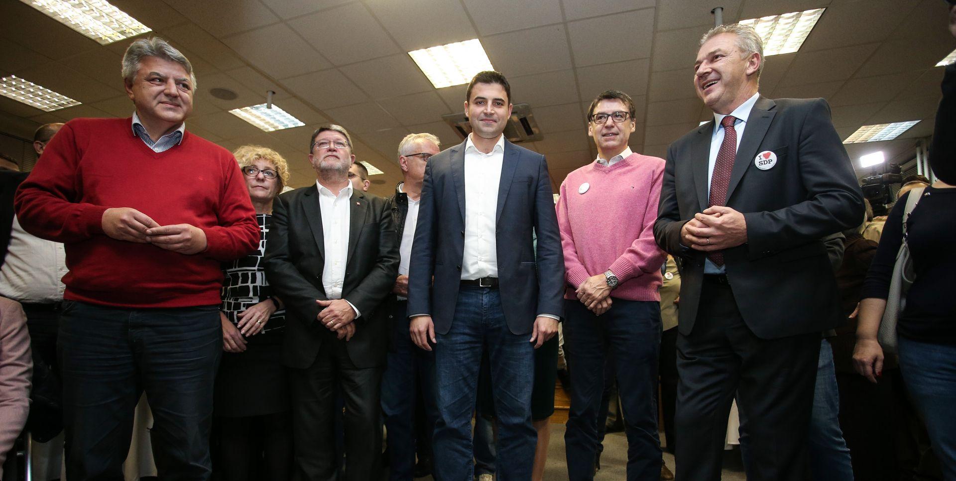 SDP u drugom krugu bira novog predsjednika stranke