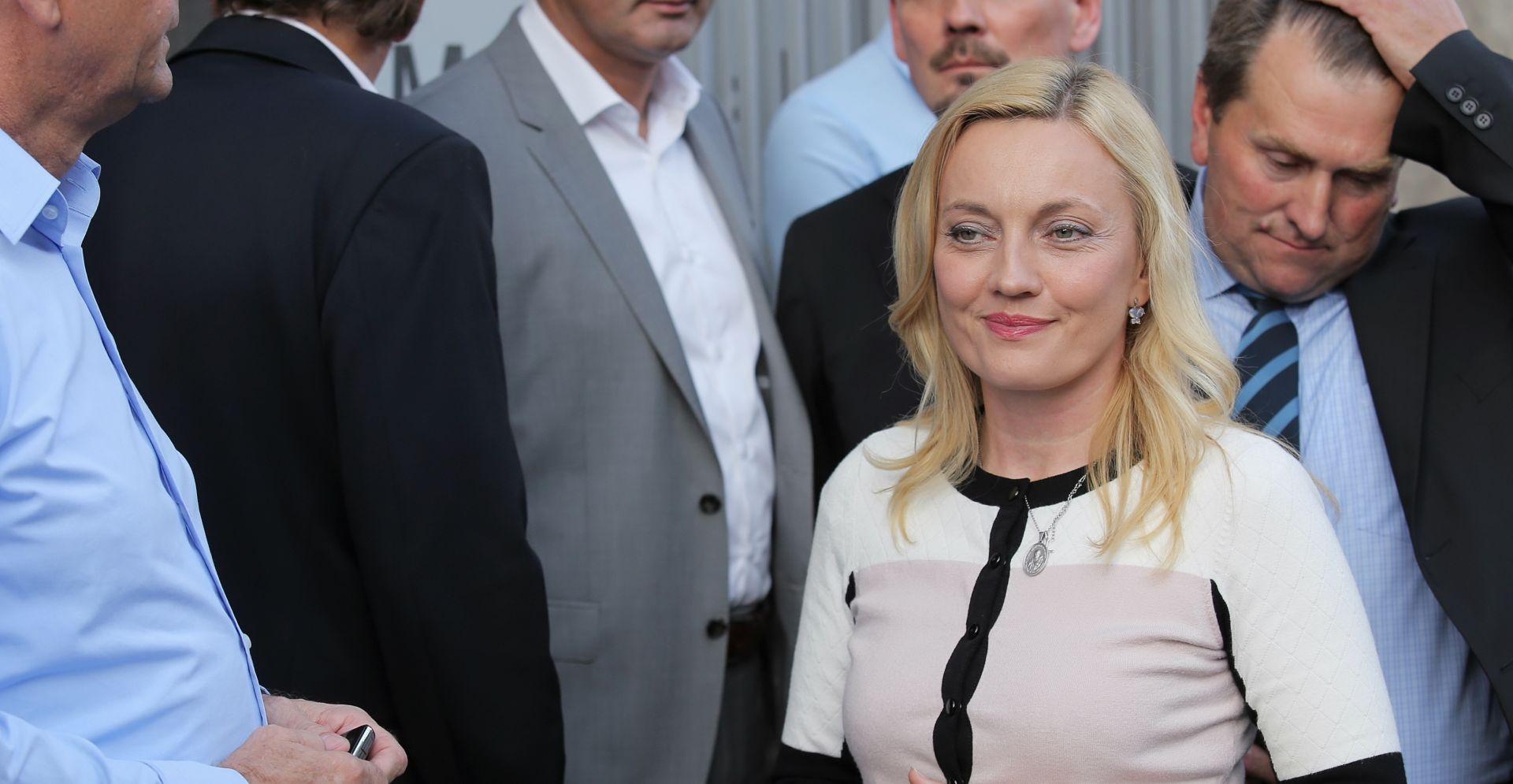 MARIJANA PETIR 'Izborna skupština HSS-a u Šibeniku je nelegalna'
