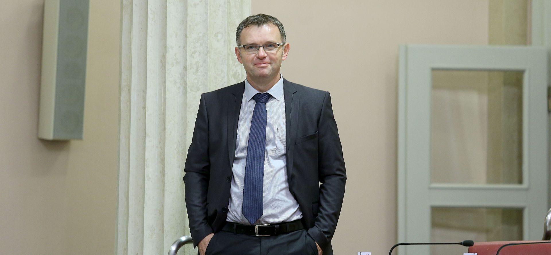 Žagar napušta SDP iako smatra da je u Saboru teško djelovati sam