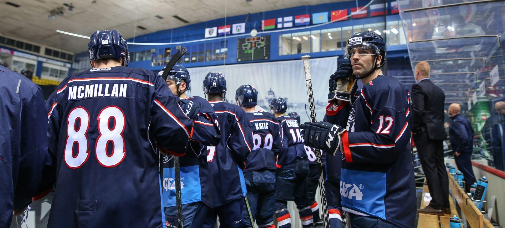 KHL Novi poraz Medveščaka, sve dalje od doigravanja