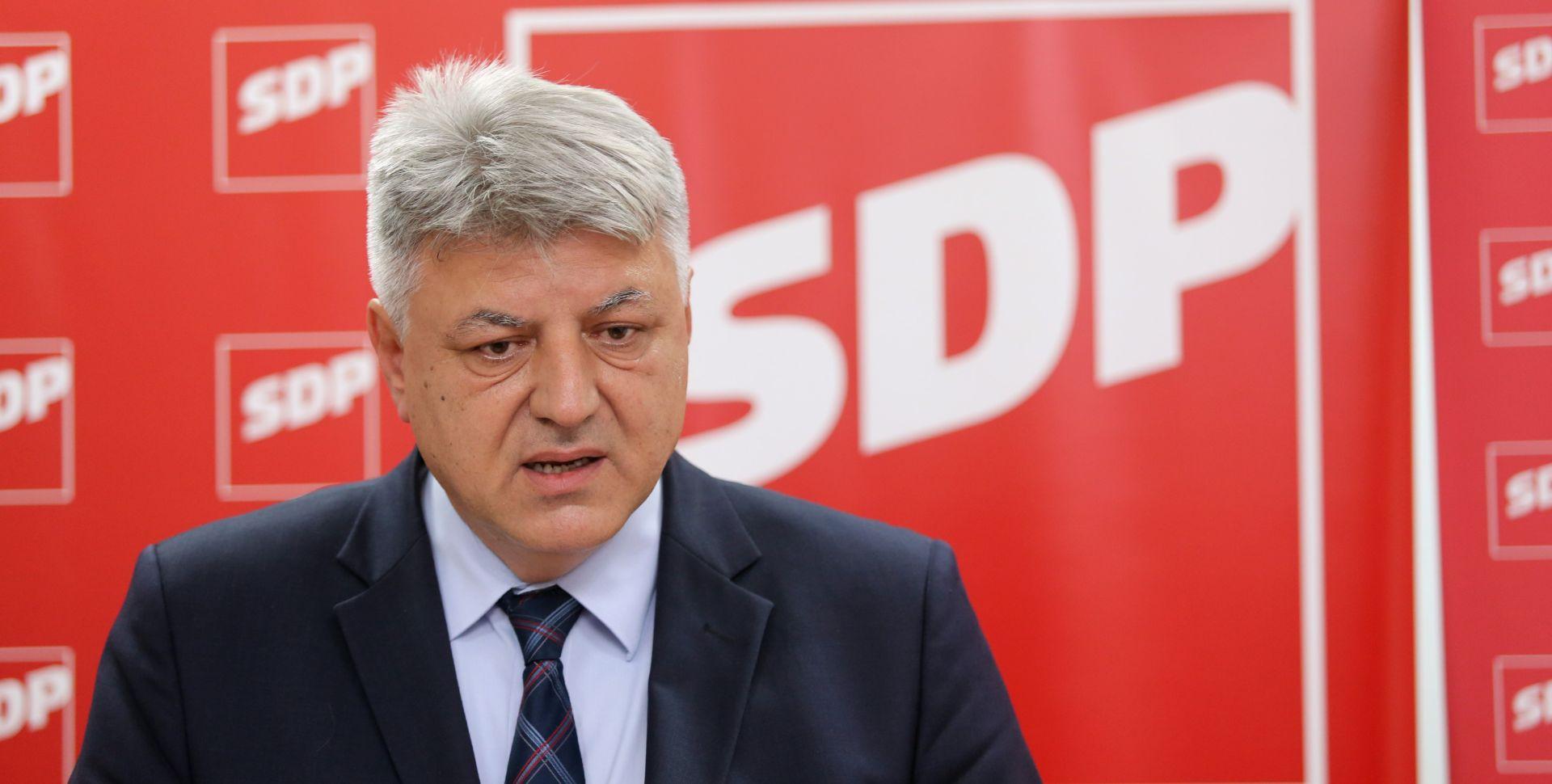 Komadina o izborima u SDP-u: Članstvo podržava kandidata promjena