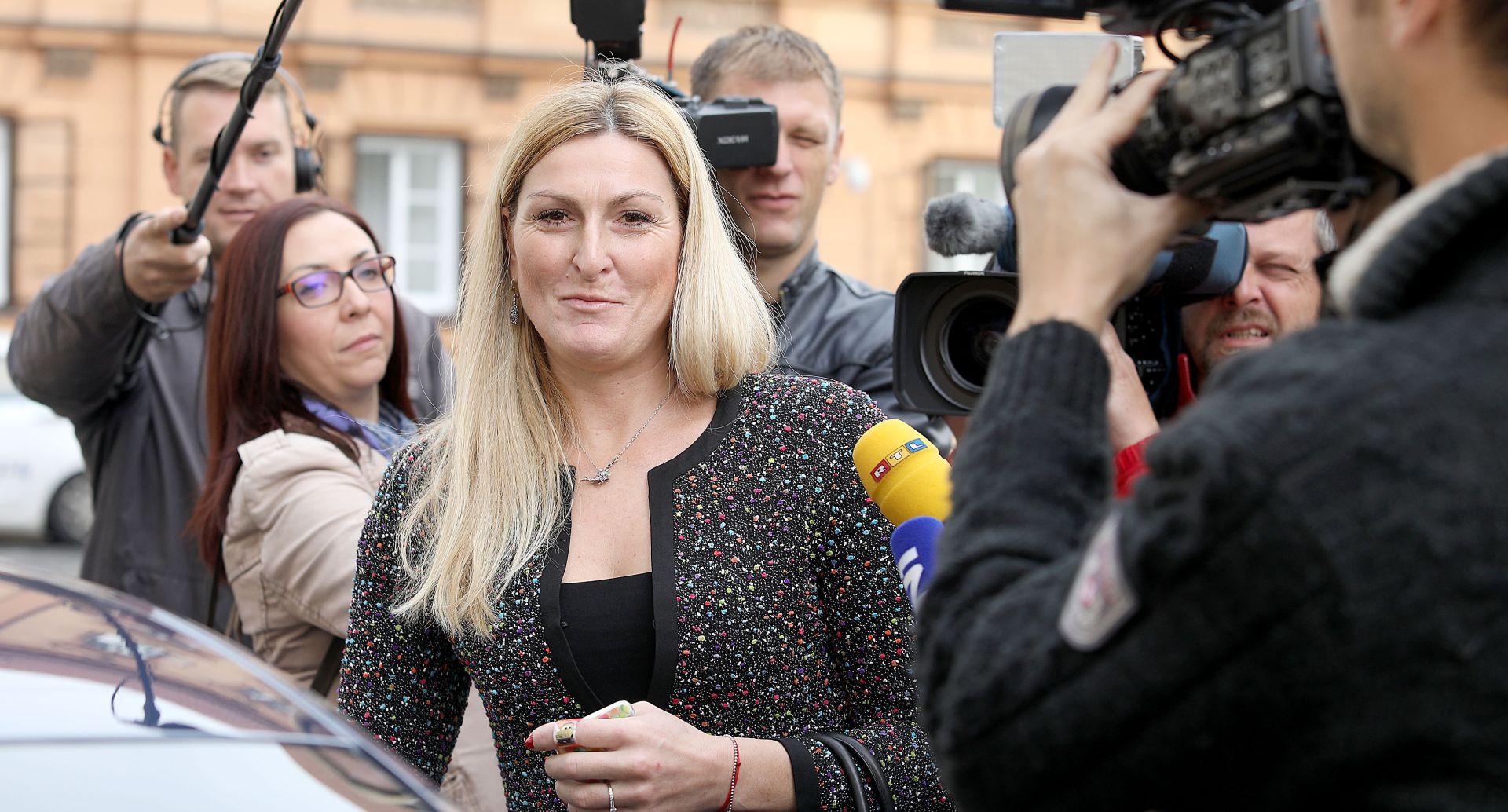 Janica Kostelić prva državna tajnica za sport