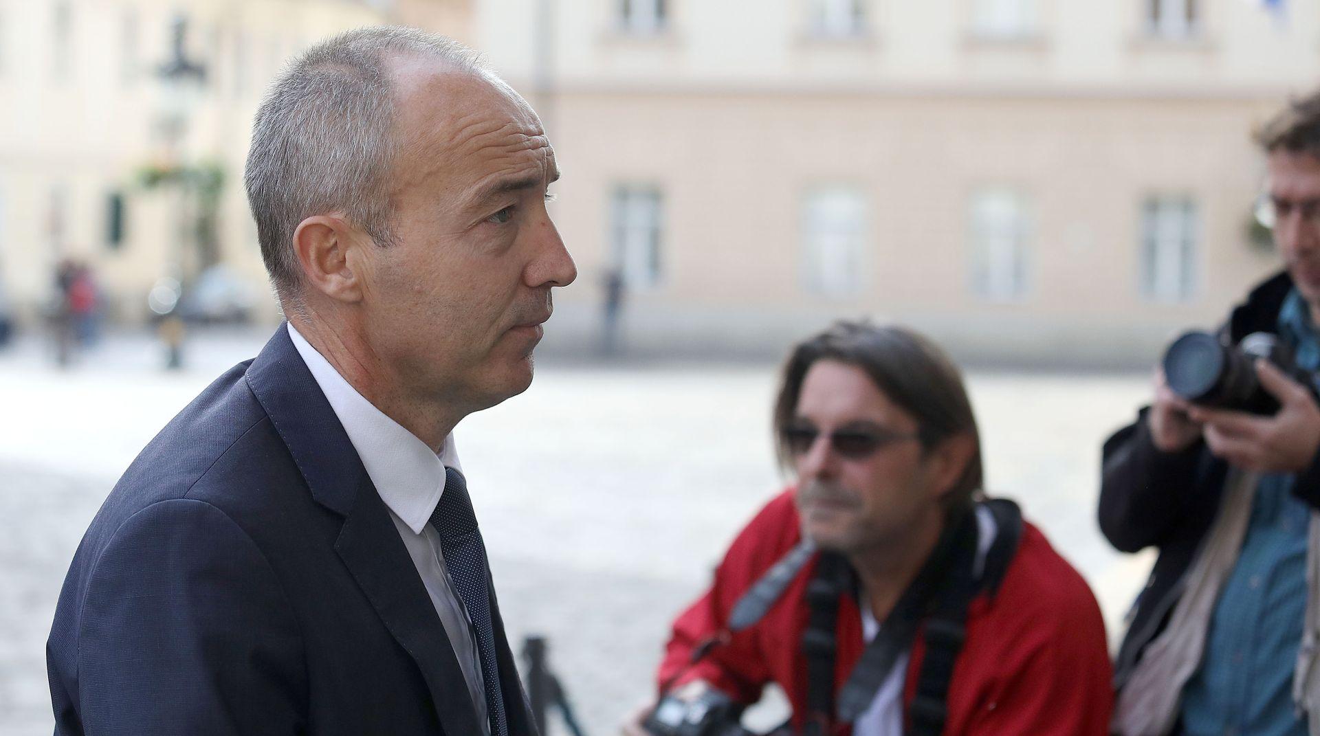 Ministar Krstičević zadovoljan početnim konsenzusom oko izrade prijedloga Strategije nacionalne sigurnosti