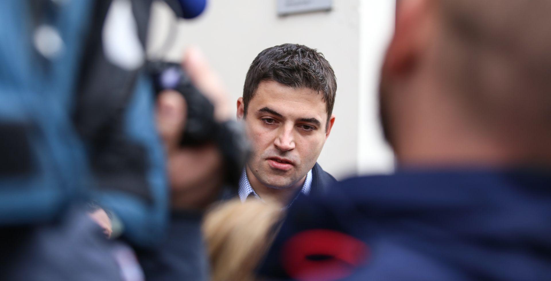 DAVOR BERNARDIĆ 'Danas pobjeđuje SDP, nema poraženih'