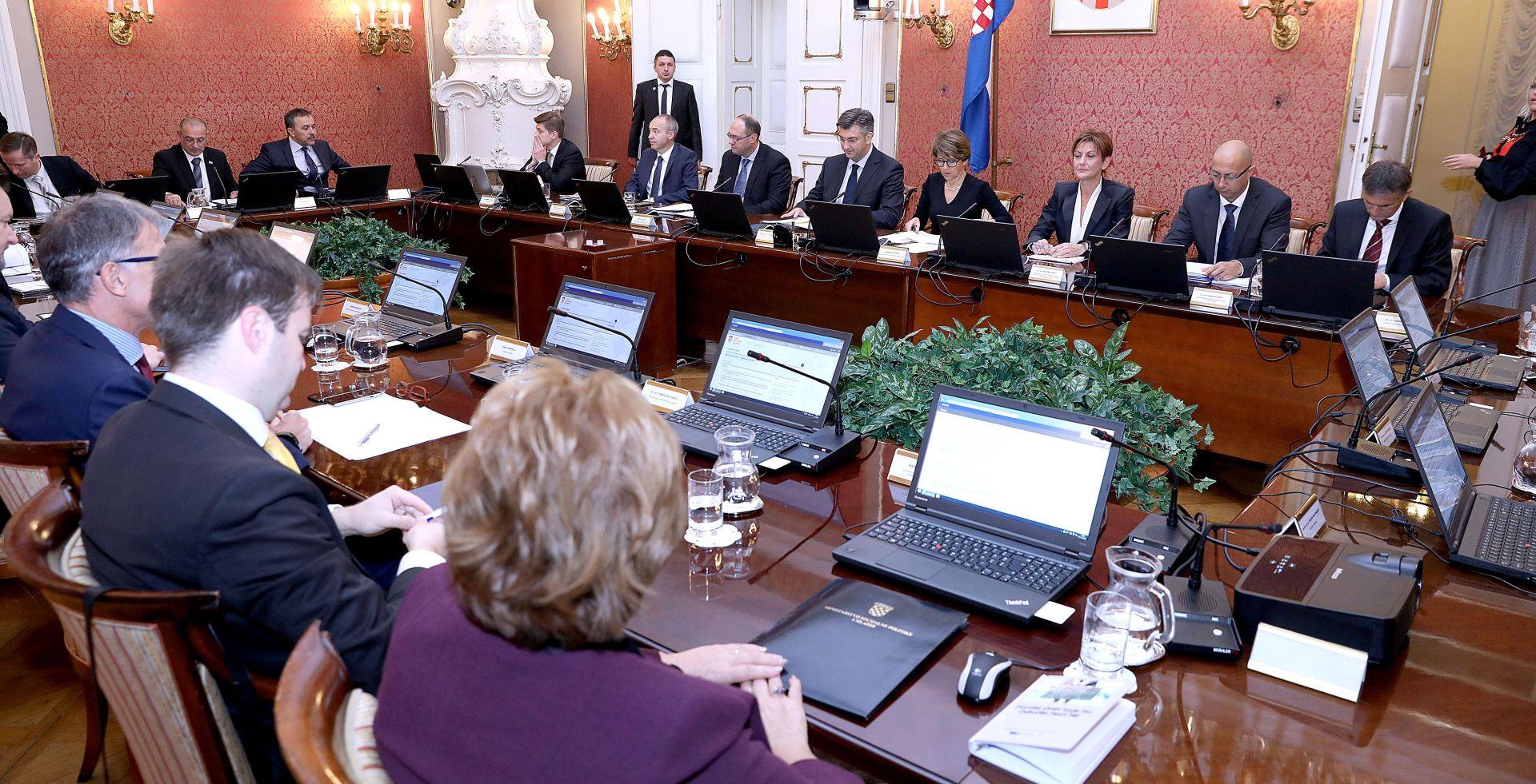 Vlada u četvrtak raspravlja o uhićenjima pripadnika HVO-a u Orašju