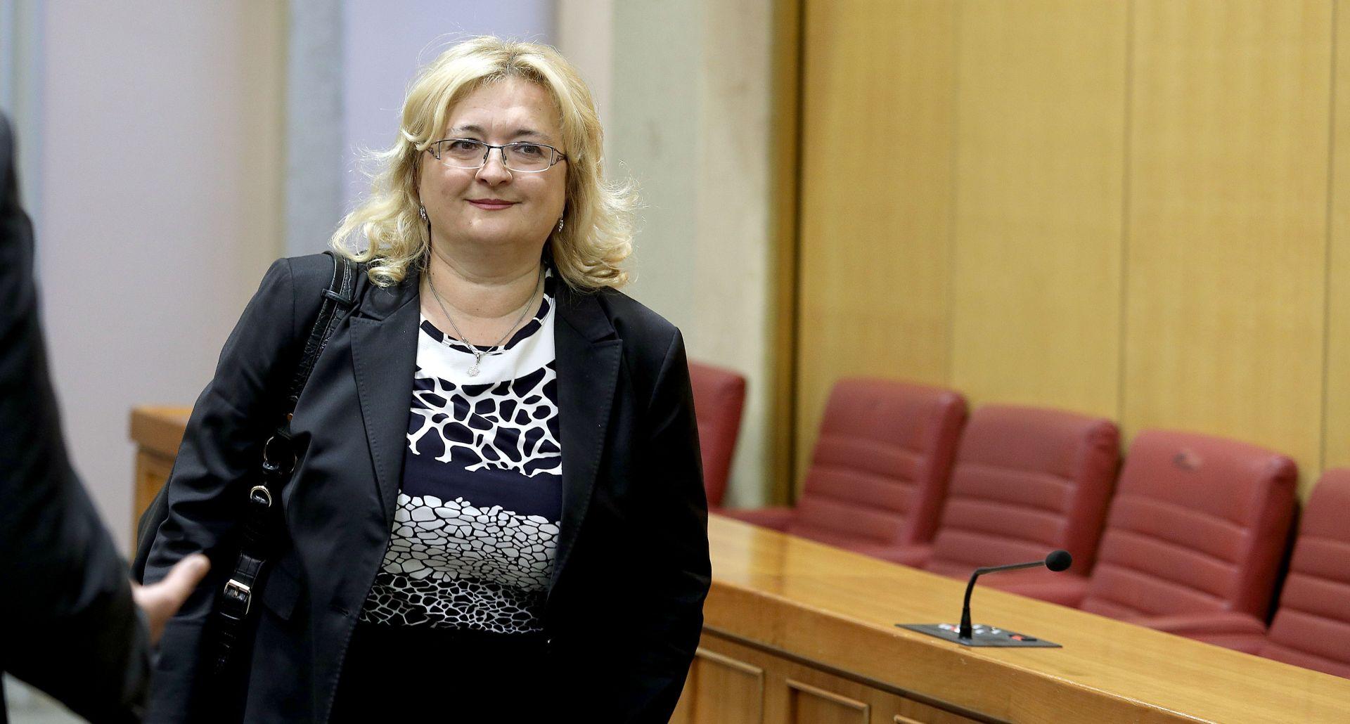 HND osudio neprimjerenu poruku Ines Strenje Linić novinarki Dubrovačkog dnevnika