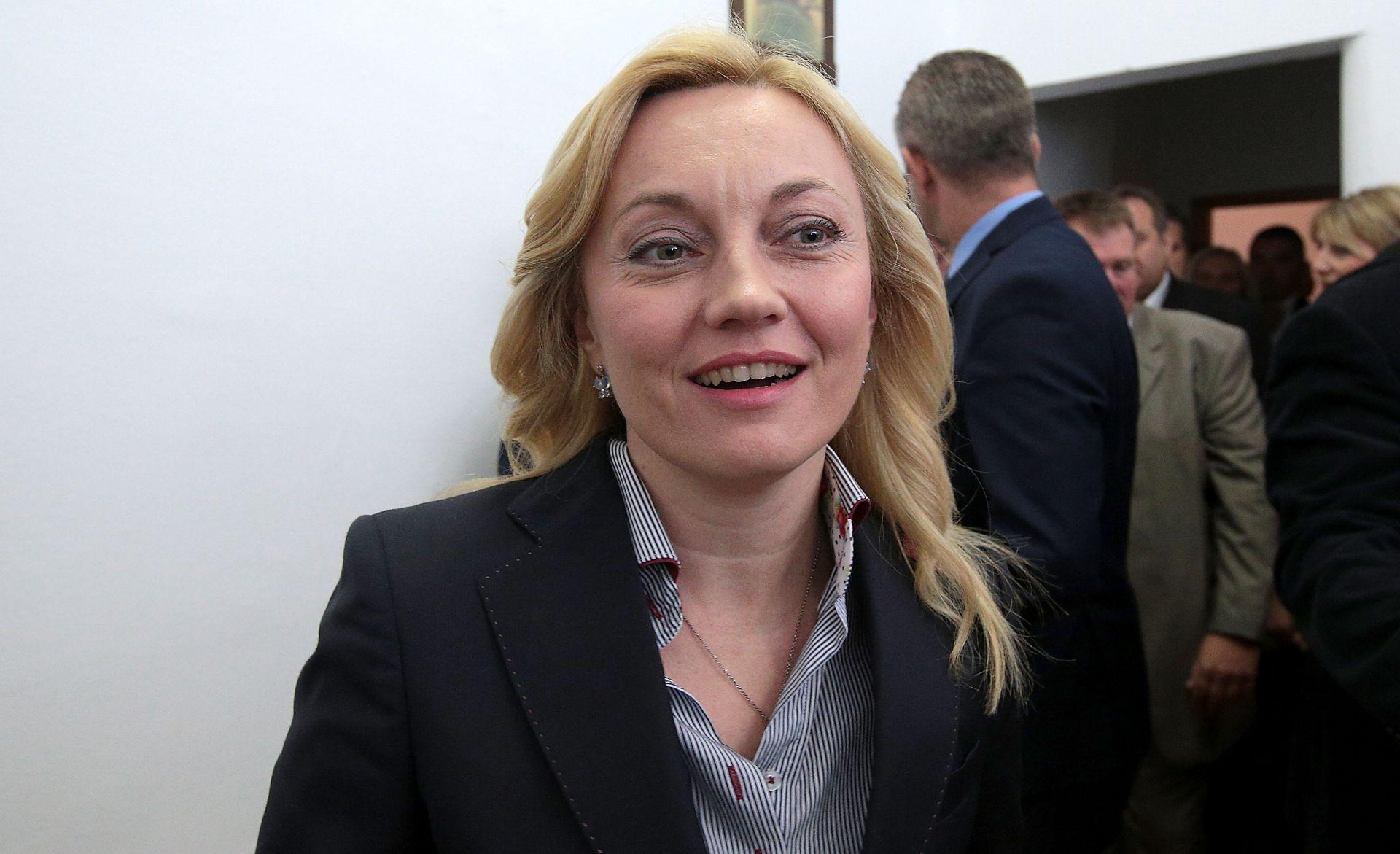 EU parlamentarka Petir u Makedoniji na konferenciji o dijalogu među religijama i civilizacijama