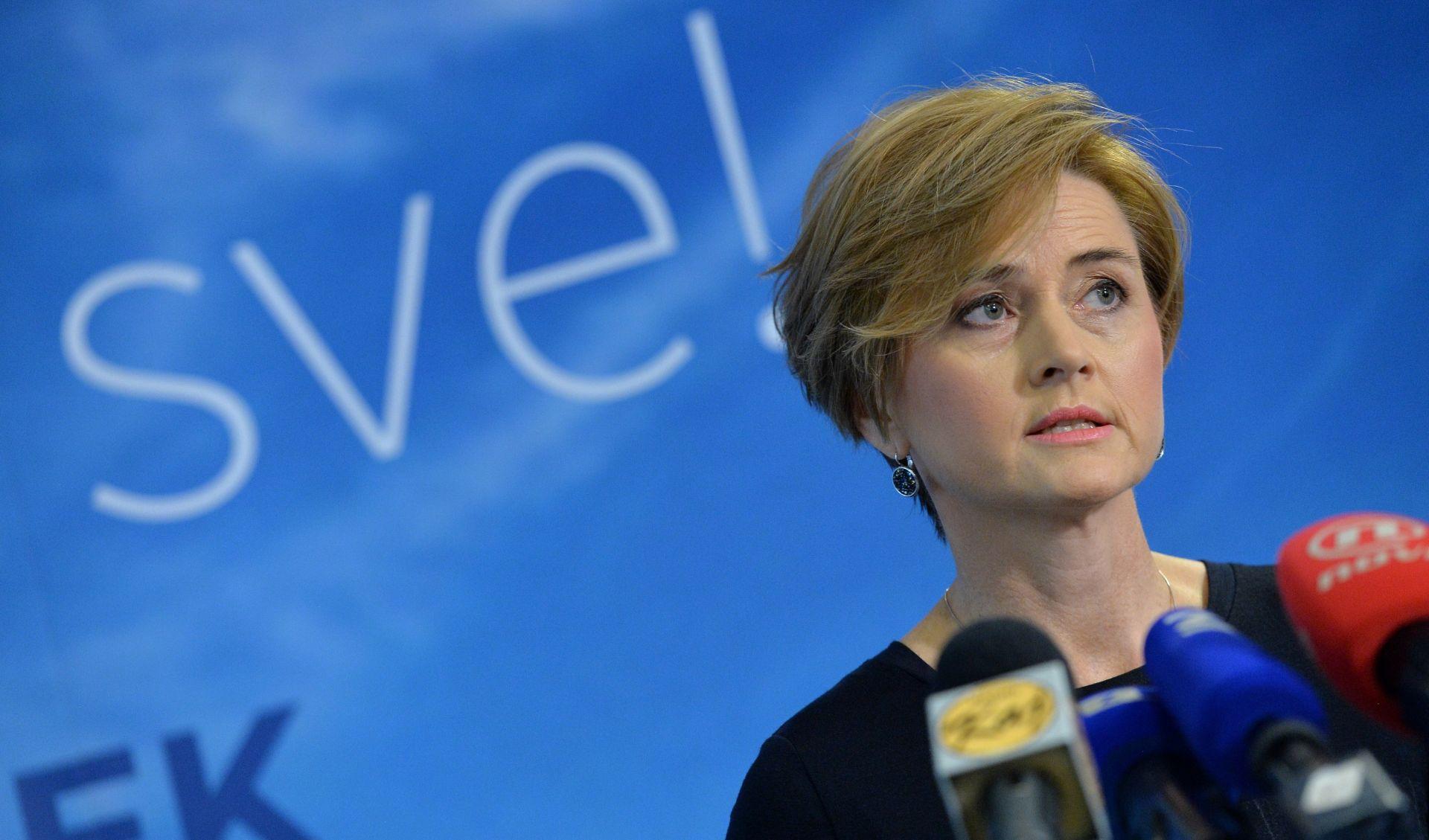 HSLS će podržati kandidaturu Sandre Švaljek za zagrebačku gradonačelnicu