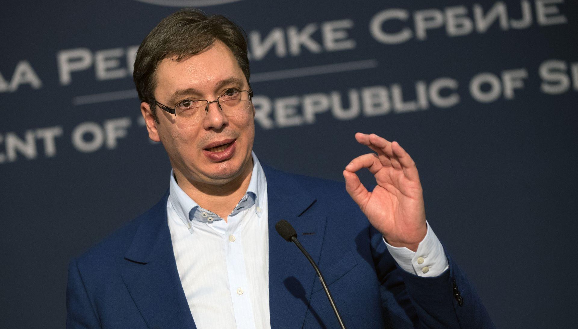 Orban i Vučić ocijenili da su politički odnosi Mađarske i Srbije na visokoj razini, gospodarski bi mogli bolje