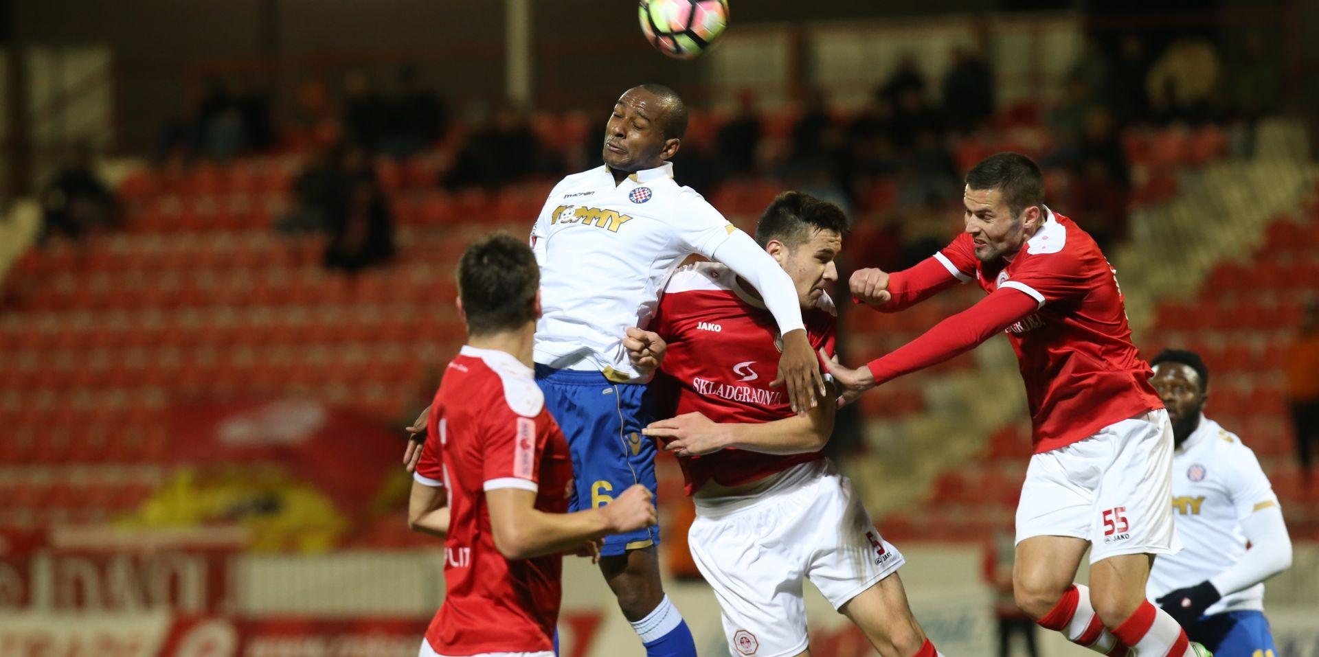 SPLIT POSLJEDNJI POLUFINALIST Veliki preokret na Parku mladeži, Hajduk ispao iz Kupa