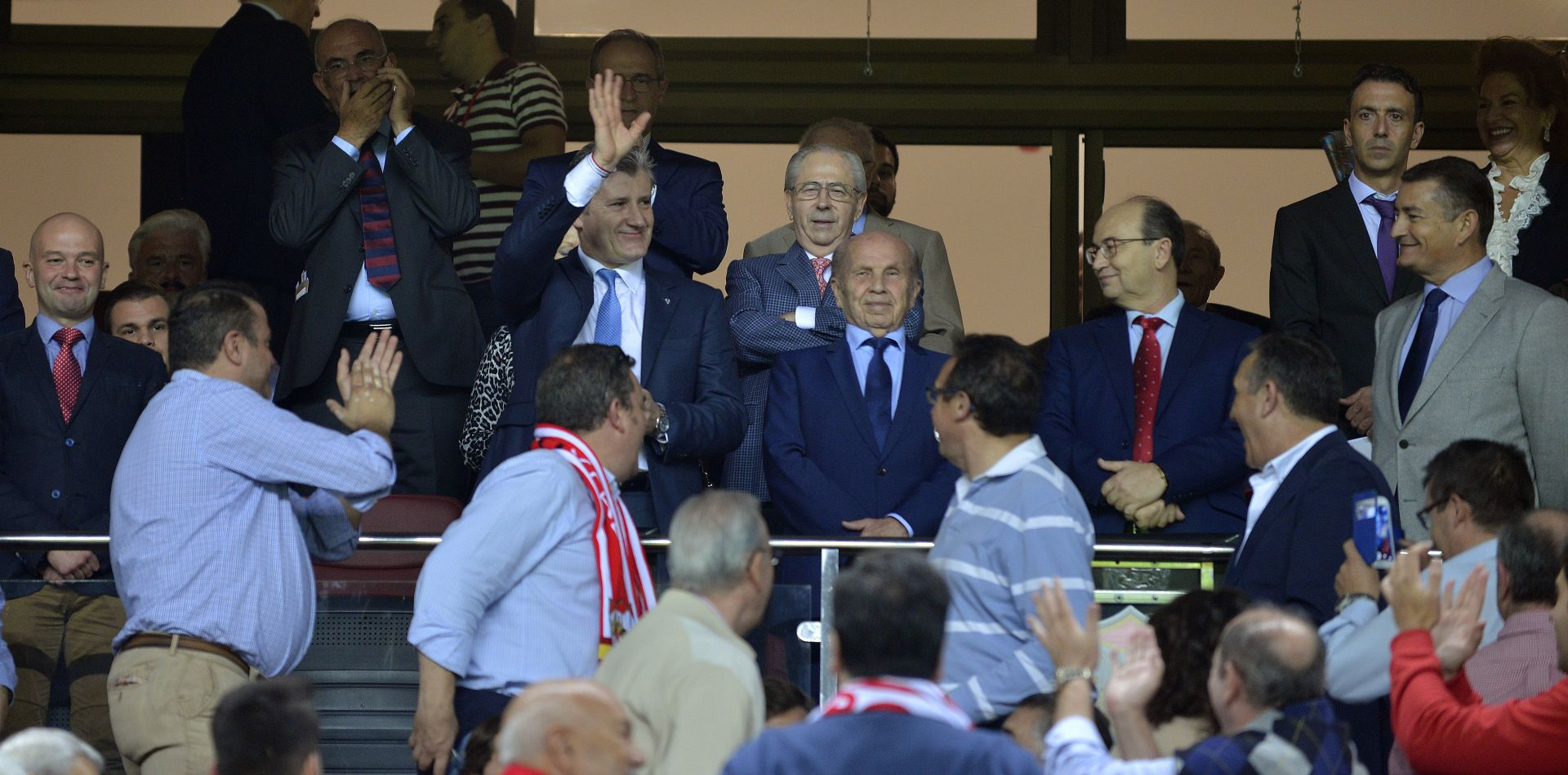 Sevilla dala priznanje Šukeru na ulazu stadiona Sanchez Pizjuan