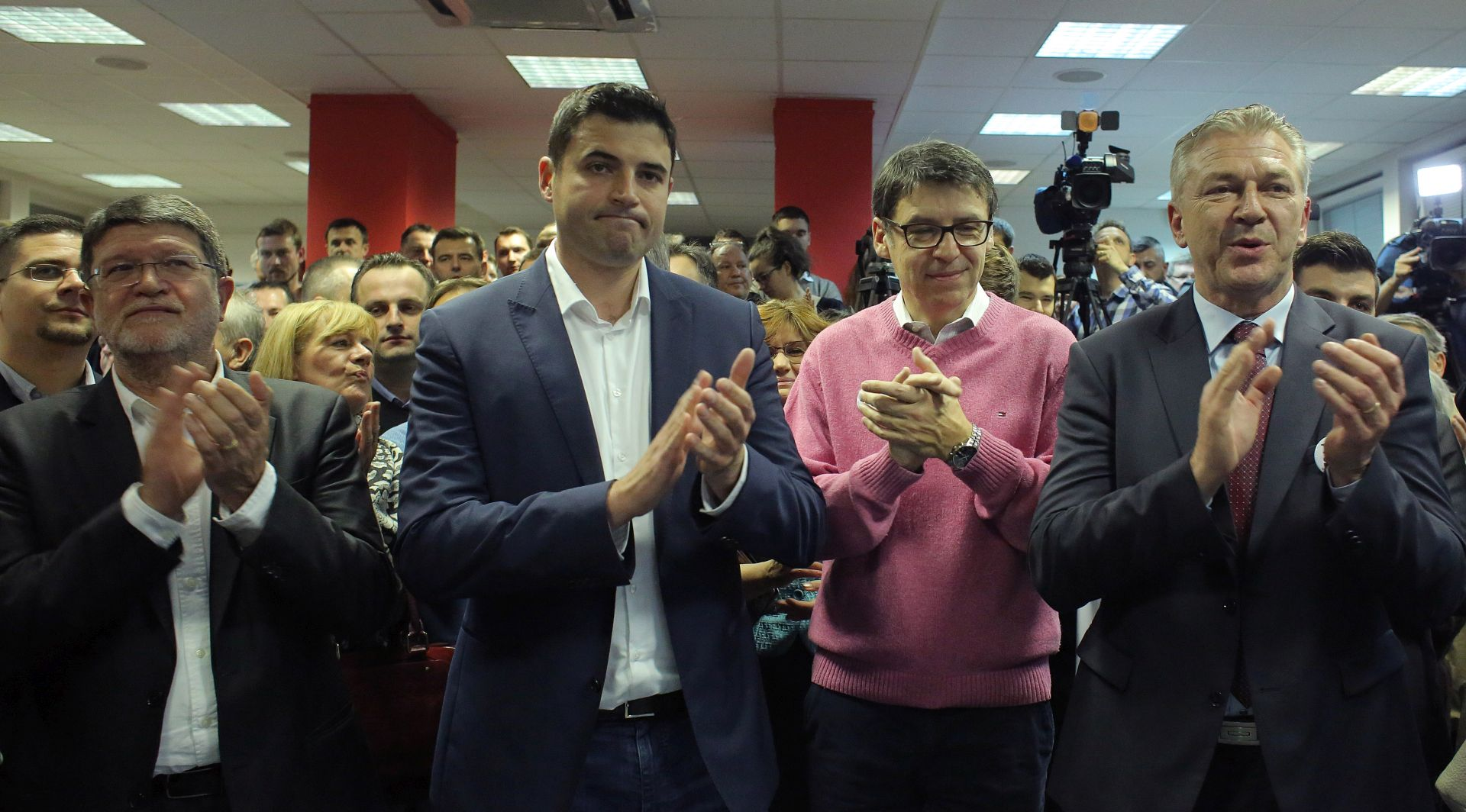 LENDIĆ: Izbori su provedeni na ponos SDP-a, bez ijednog prigovora
