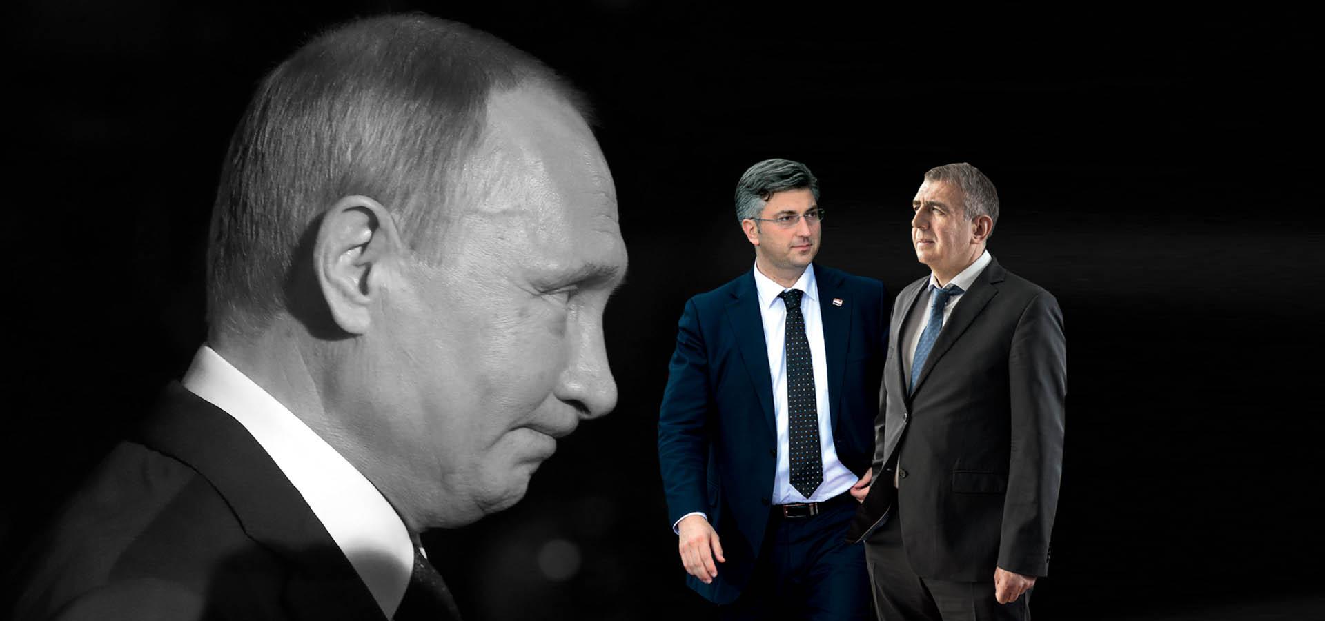'OHOLI NAPAD NA PLENKOVIĆA PRAVO JE LICE RUSIJE'