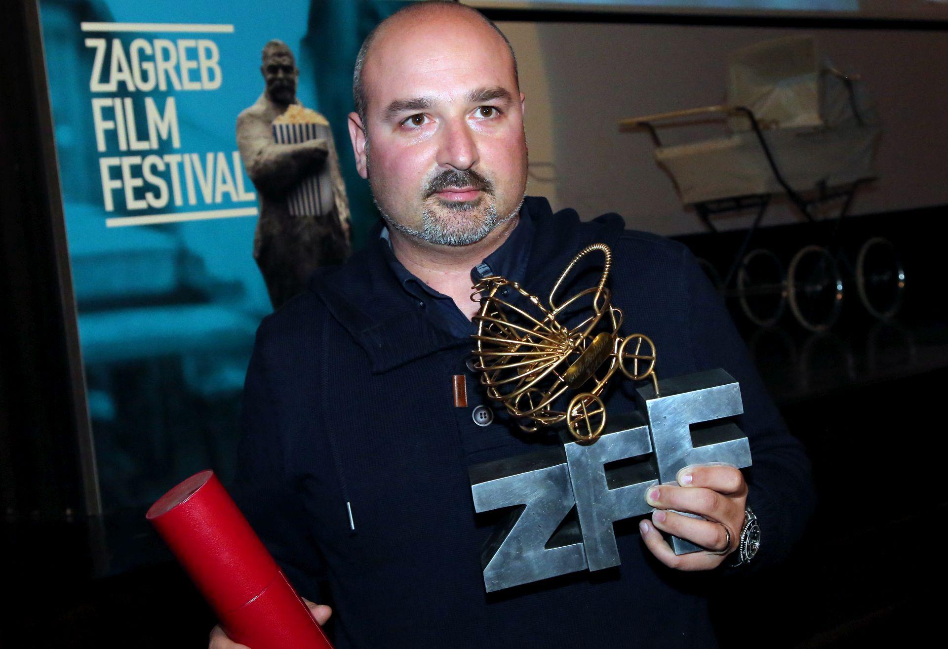 """ZFF: Uz dodjelu nagrada, posebna projekcija filma """"Sudar"""""""