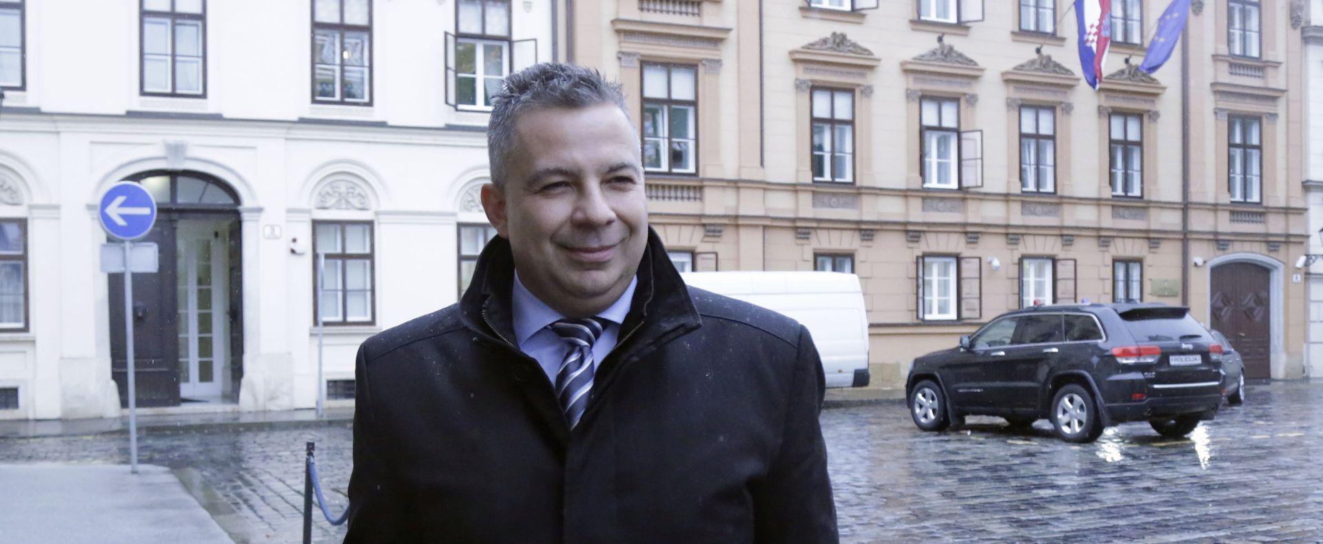 Aldott: vrlo važan sastanak jer smo izravno informirali Vladu o stanju u Ini