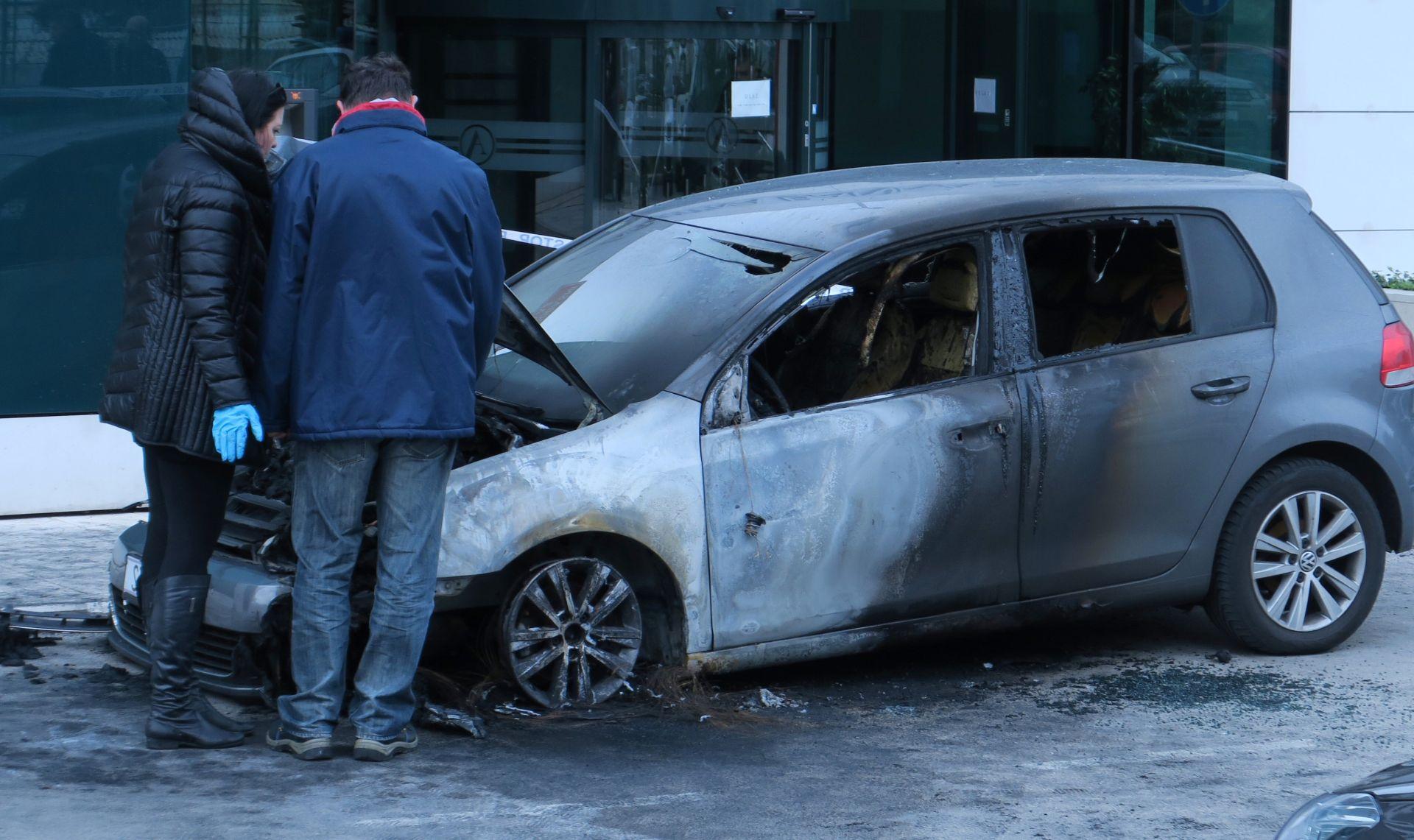 PODMETNUTI POŽARI: U tri dana izgorjela tri automobila u Splitu