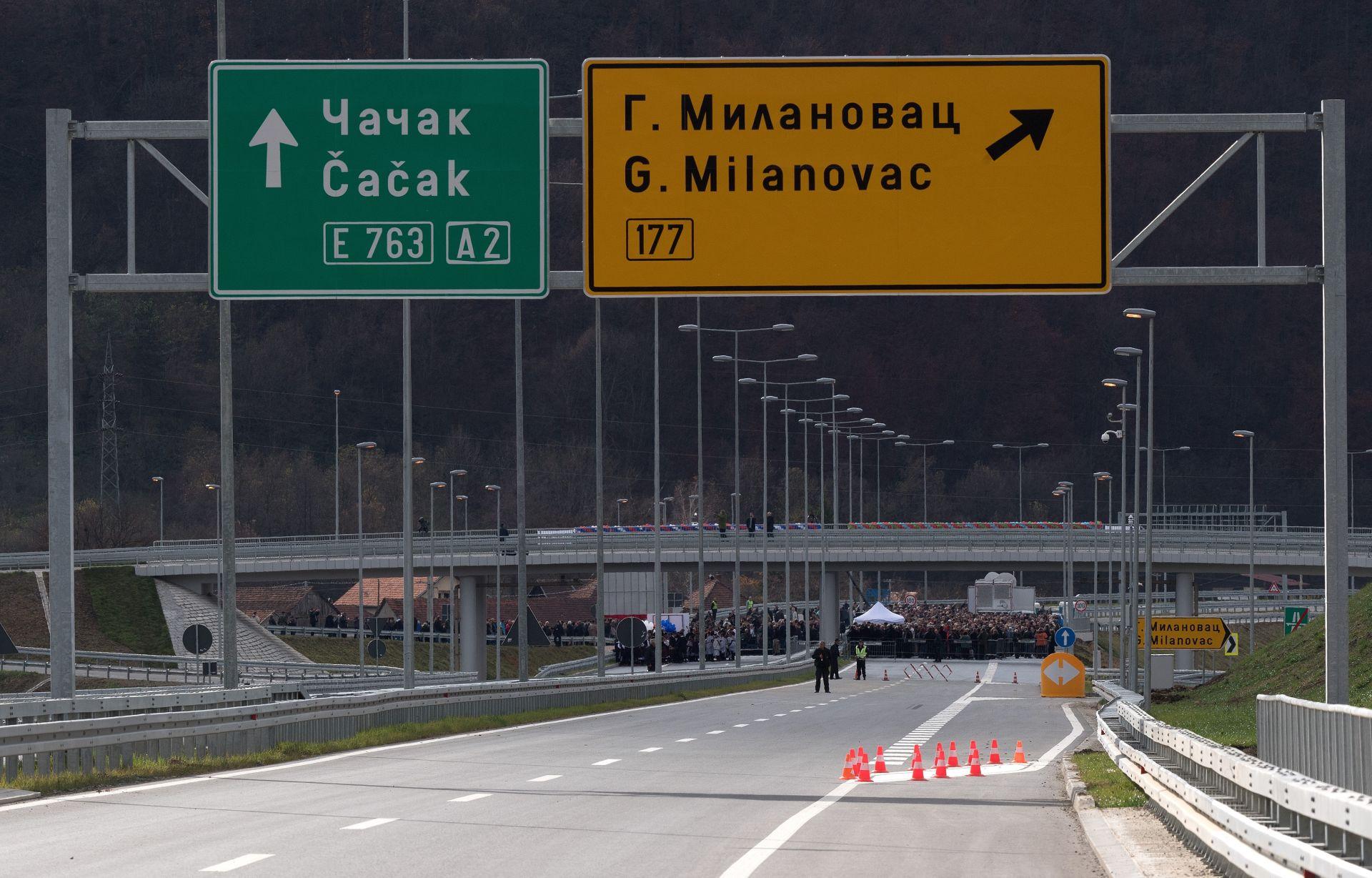 ISTRAGA U TIJEKU: U Srbiji ukradeno dva kilometra zaštitne ograde uz autocestu