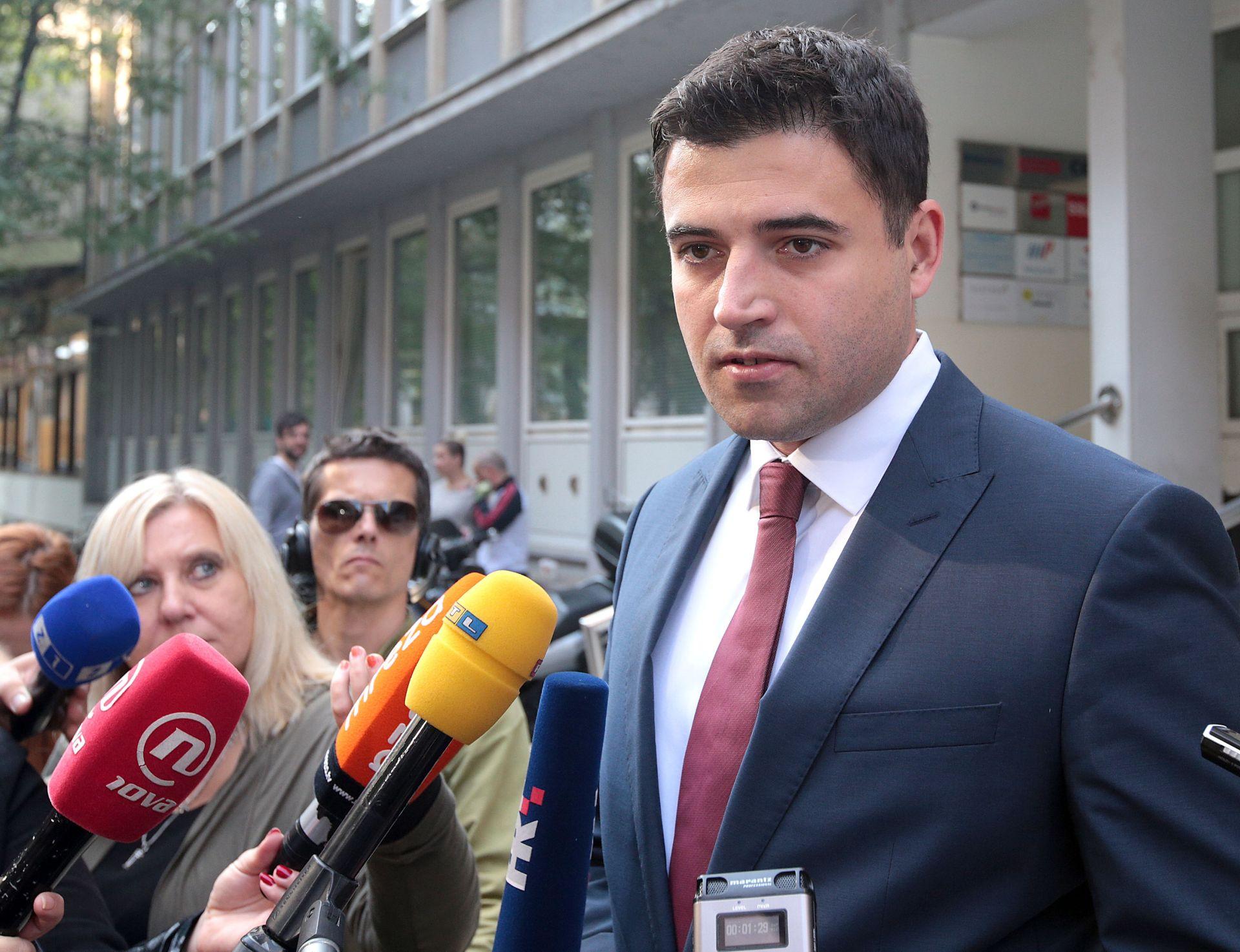 DAVOR BERNARDIĆ: 'Optužbe protiv mene dolaze iz stožera jednog kandidata'