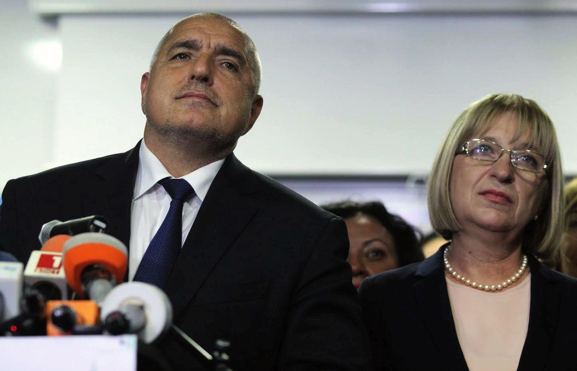 BUGARSKA Premijer Borisov podnio ostavku