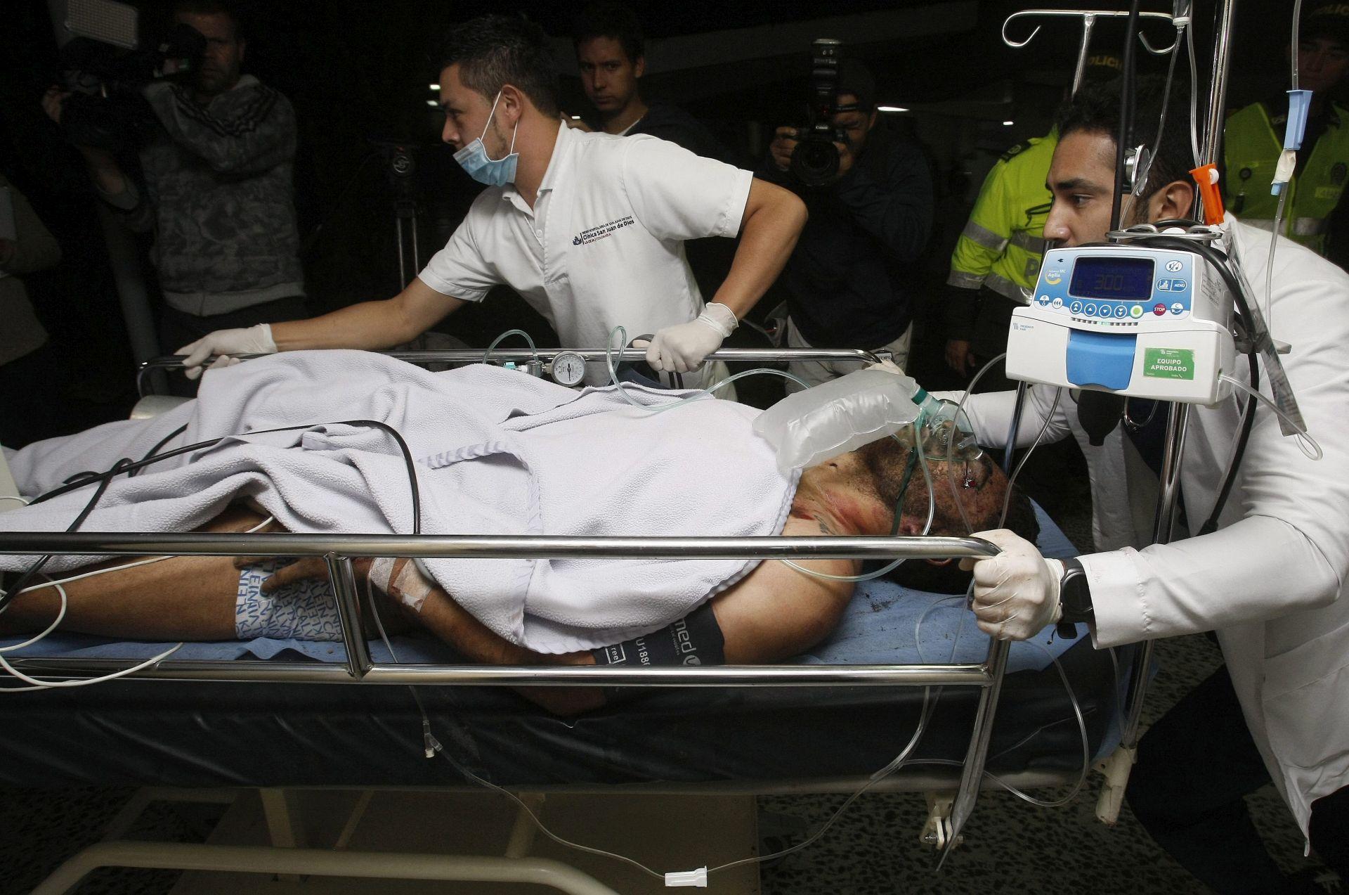 TRODNEVNA ŽALOST U BRAZILU: Pad zrakoplova preživjelo šest osoba