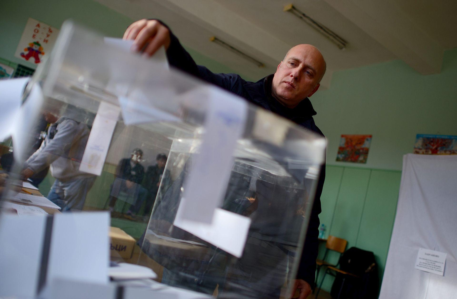 OTVORENA BIRALIŠTA: Drugi krug predsjedničkih izbora u Bugarskoj