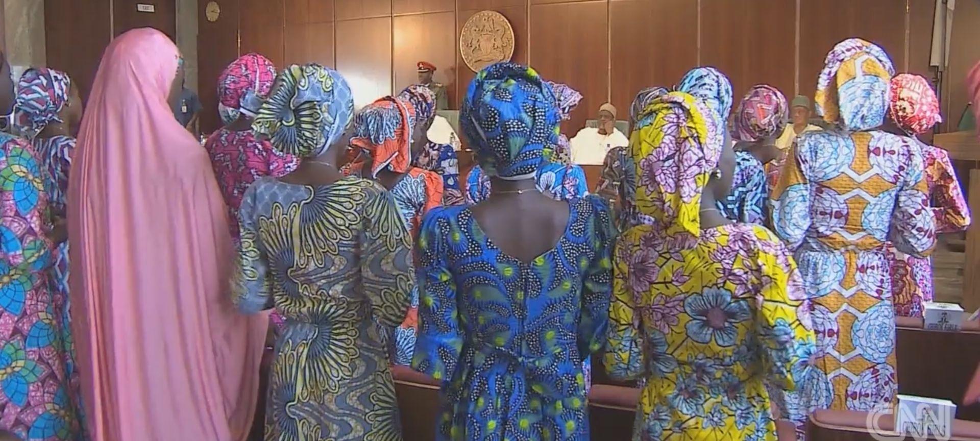 NIGERIJA Vojska pronašla otetu učenicu iz Chiboka, sa njom bio desetomjesečni sin
