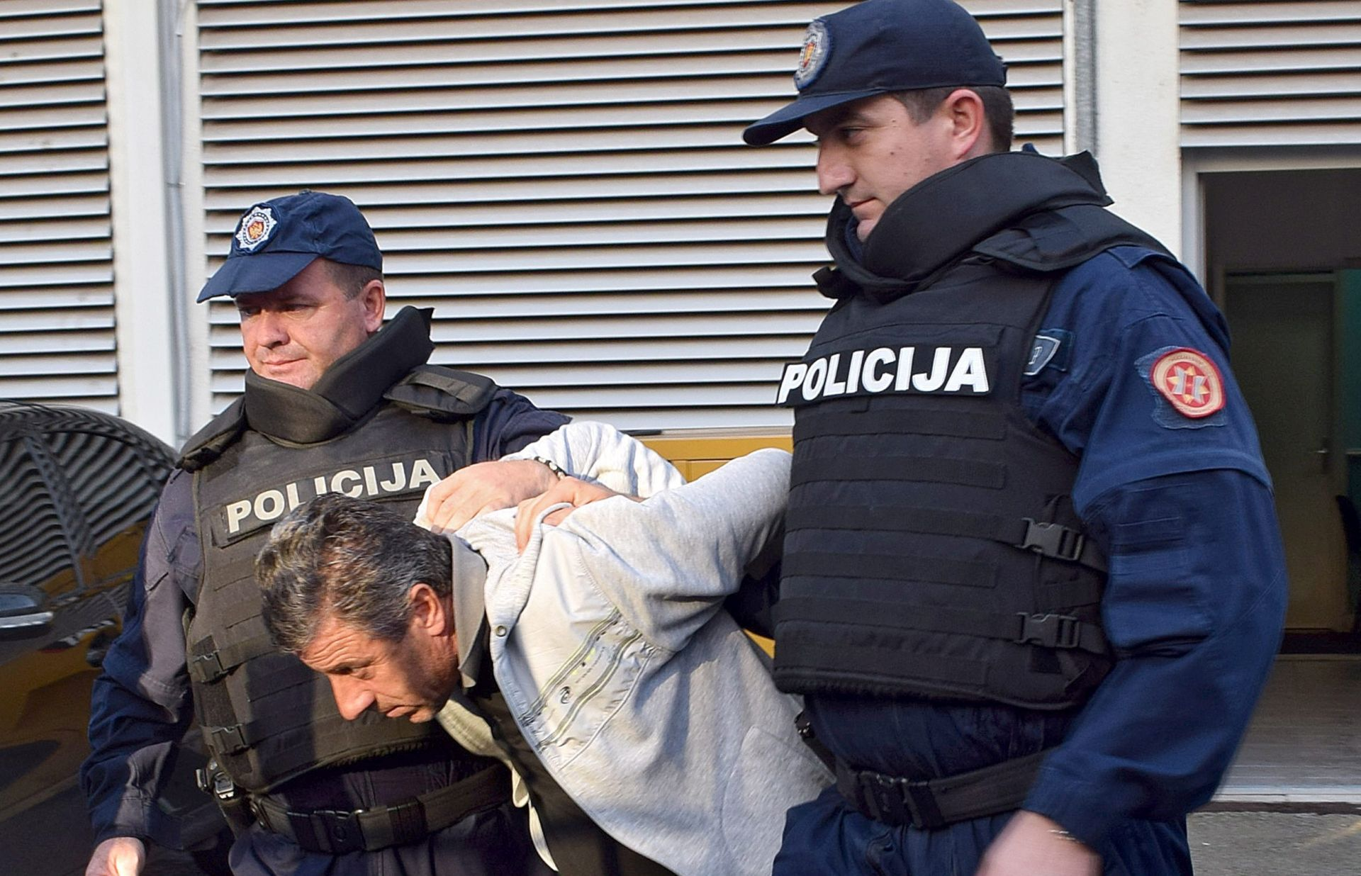 Crnogorsko tužiteljstvo traži od Rusije saslušanje dvojice osumnjičenih za terorizam