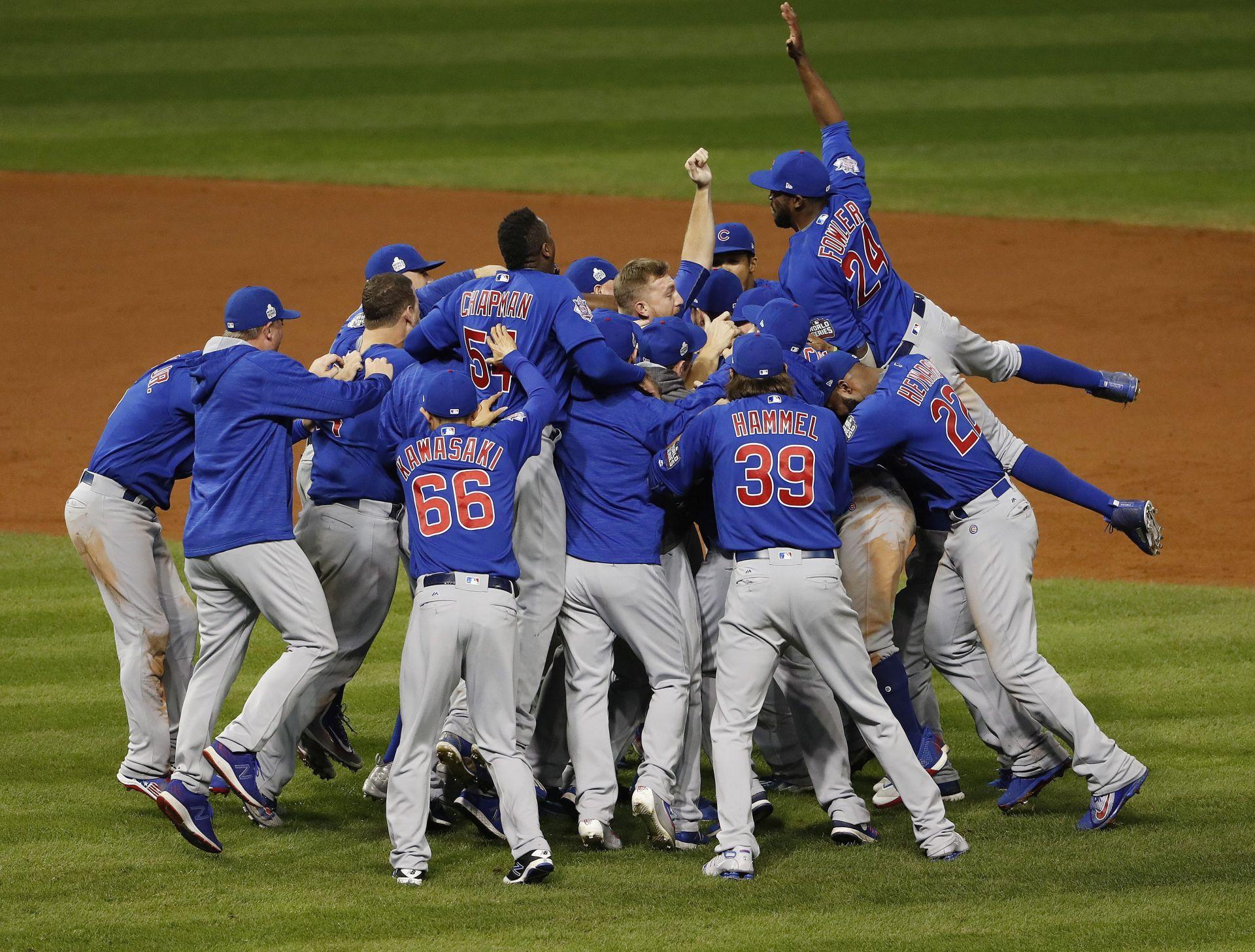 WORLD SERIES: Cubsima naslov nakon 108 godina