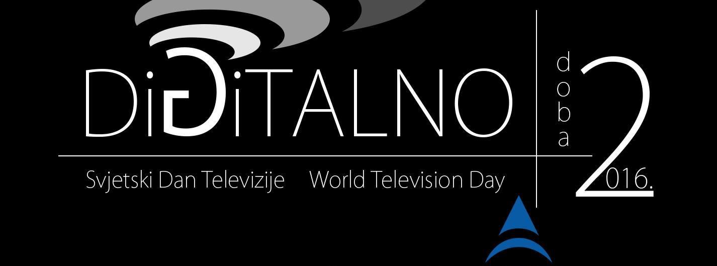 SVIJETSKI DAN TELEVIZIJE 'Digitalno doba 2' održava se od 21. do 23. studenog u MSU