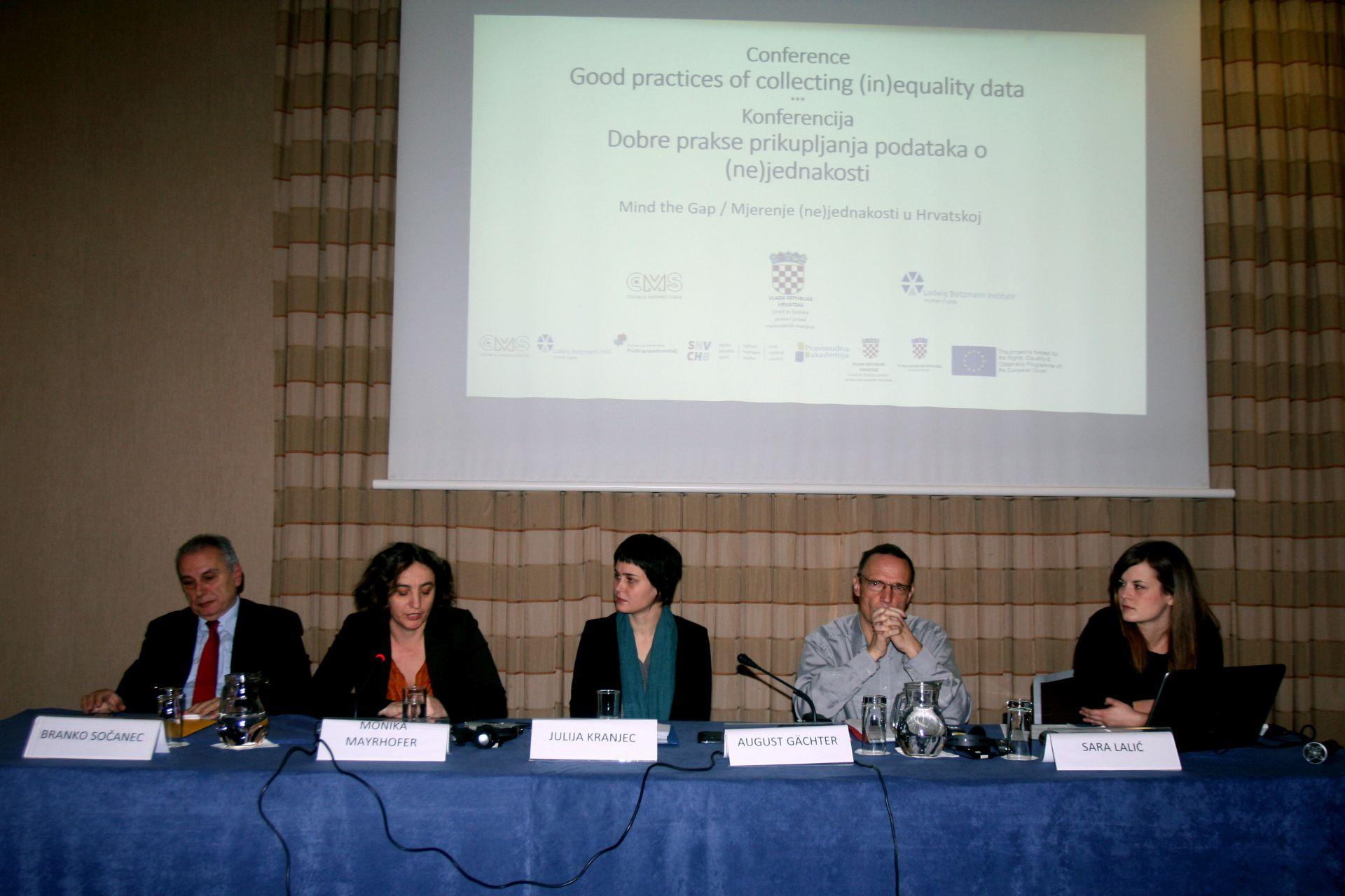 KONFERENCIJA: U Hrvatskoj najčešća diskriminacija po etničkoj osnovi