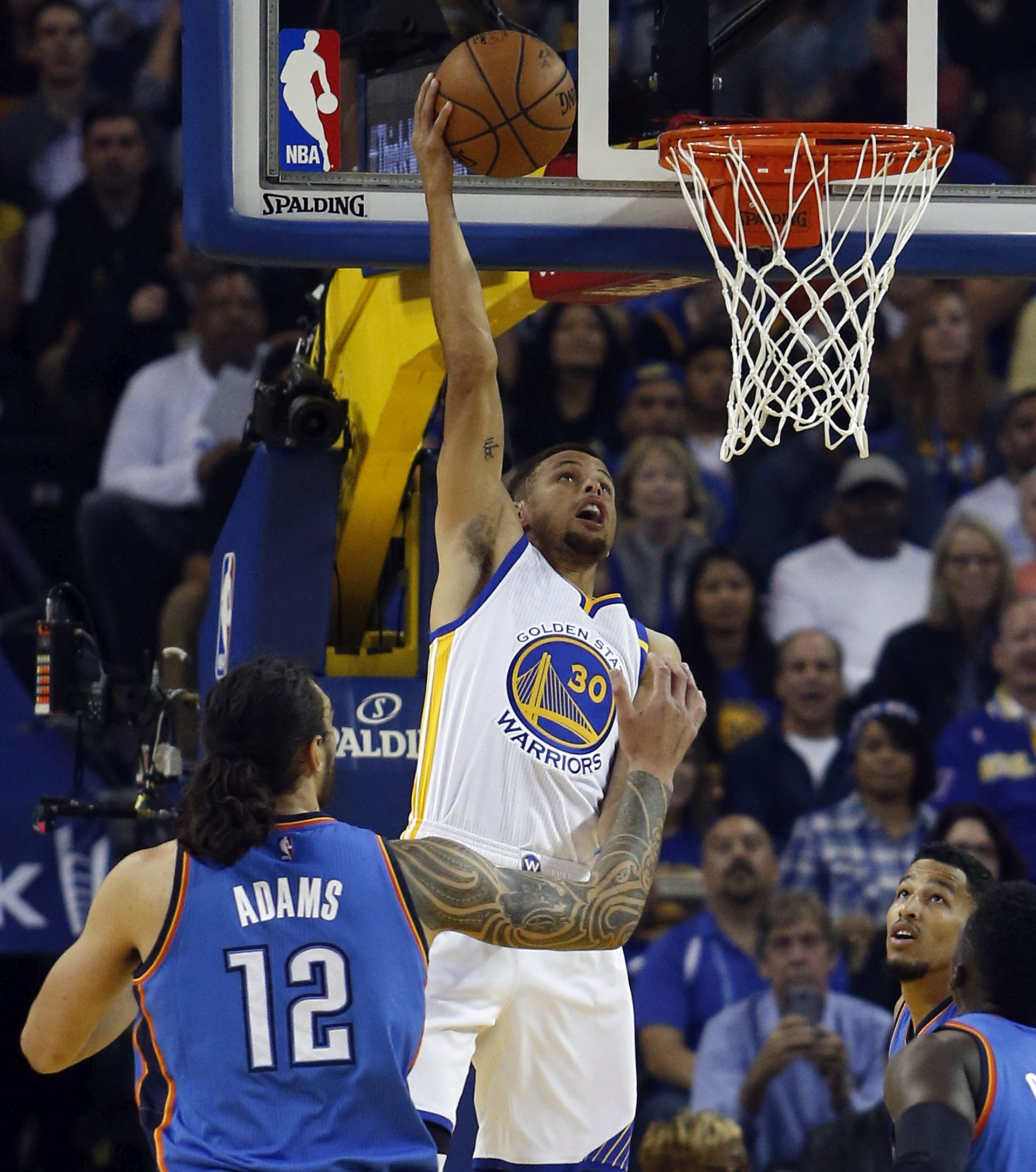 NBA: Durant na provokacije odgovorio koševima