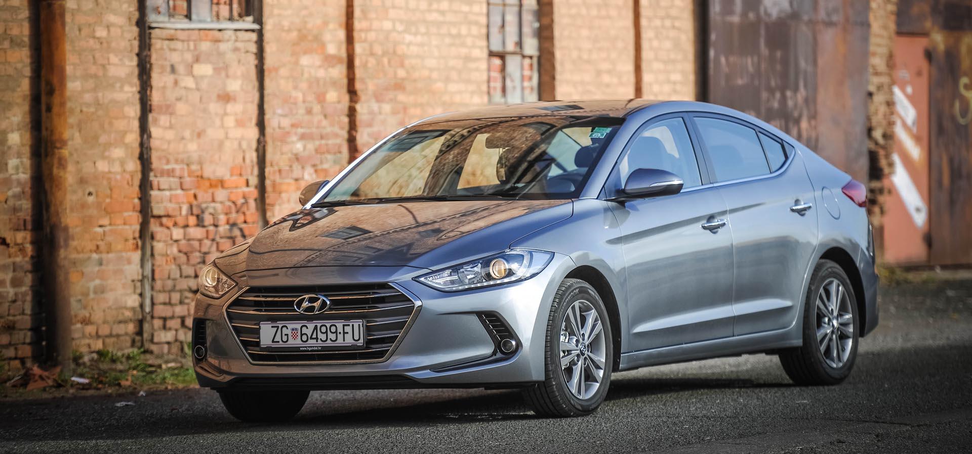 TEST: Hyundai Elantra 1.6 CRDi Premium