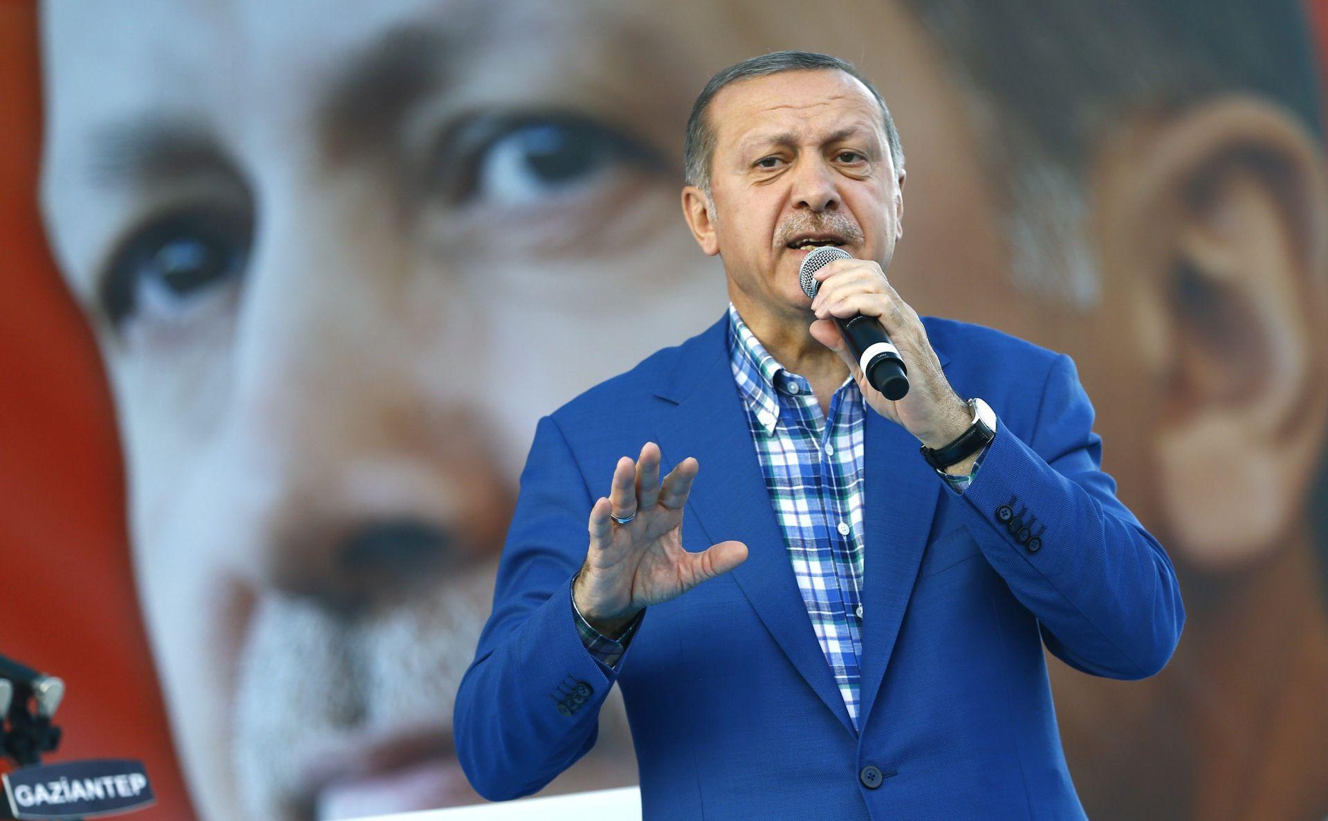 ERDOGAN: Ankara bi mogla pristupiti Organizaciji za suradnju iz Šangaja