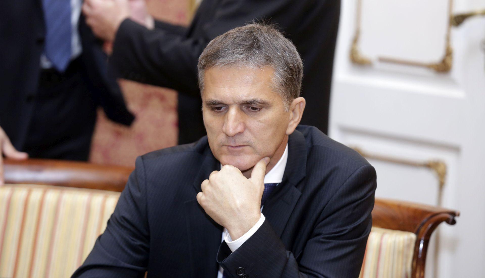 Ministar državne imovine Marić u Zadru o vojnim objektima