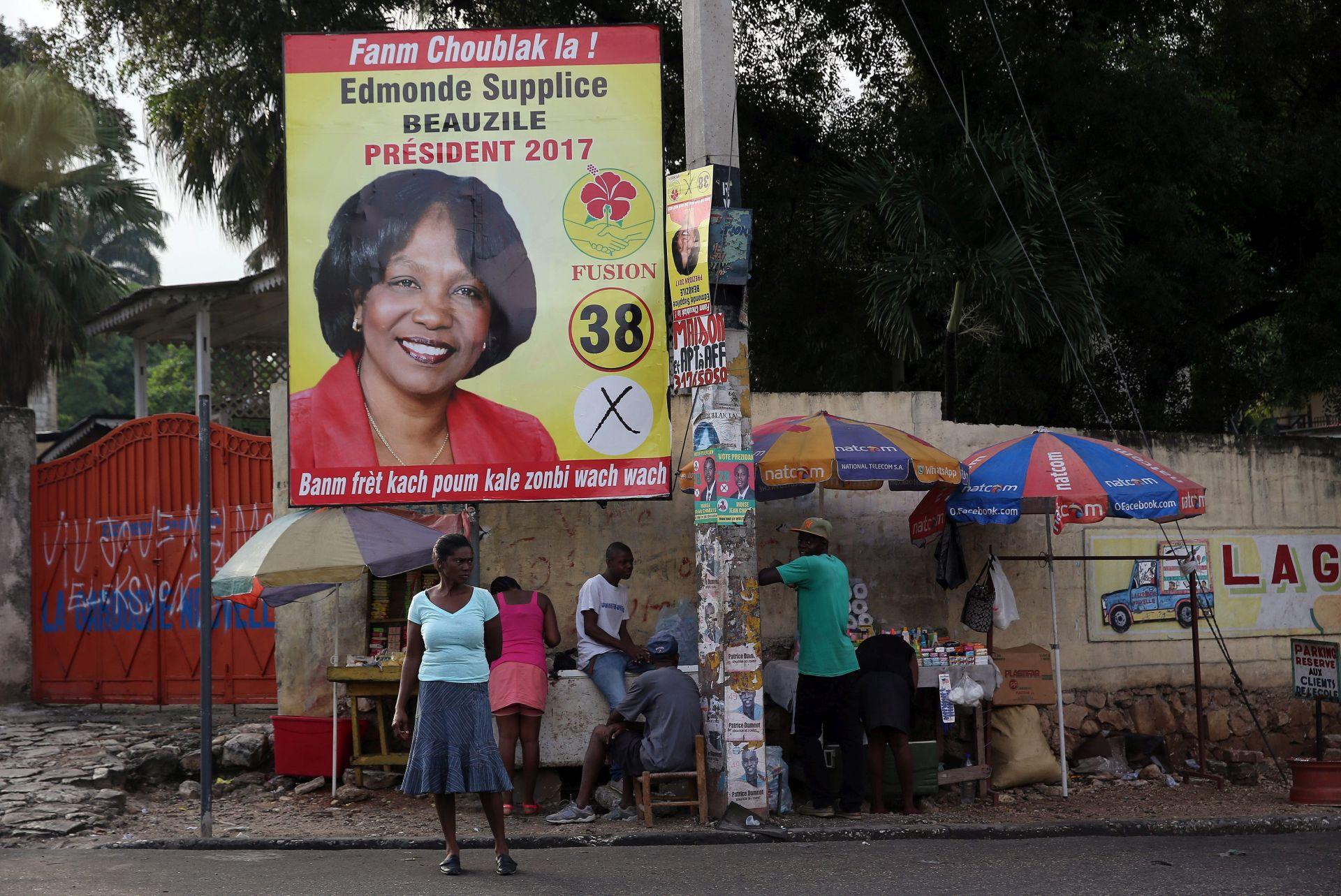 ŽELE VRATITI USTAVNI RED: Haiti održava izbore nakon godina političke krize