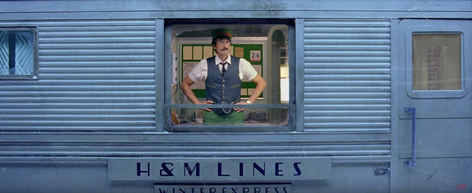 VIDEO: Wes Anderson režirao H&M-ovu božićnu reklamu