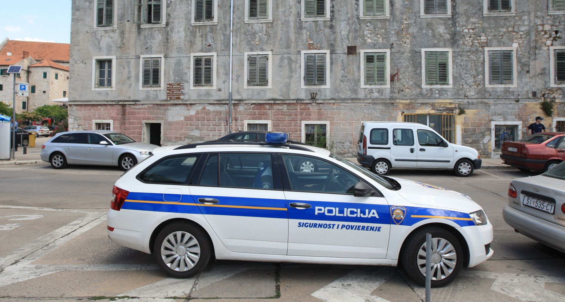 ŠIBENIK Gorio aneks hotela Krka koji investitori uskoro preuređuju